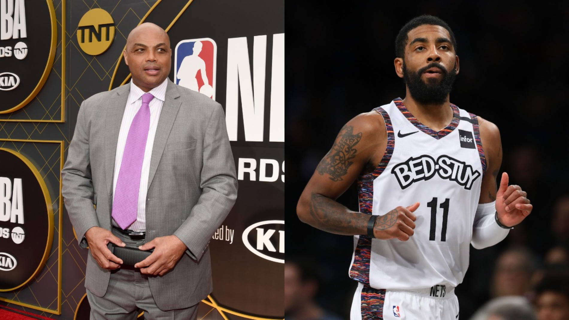 Kyrie Irving has been making headlines recently with his unwillingness to speak to the media. Charles Barkley appears to be fed up with him.