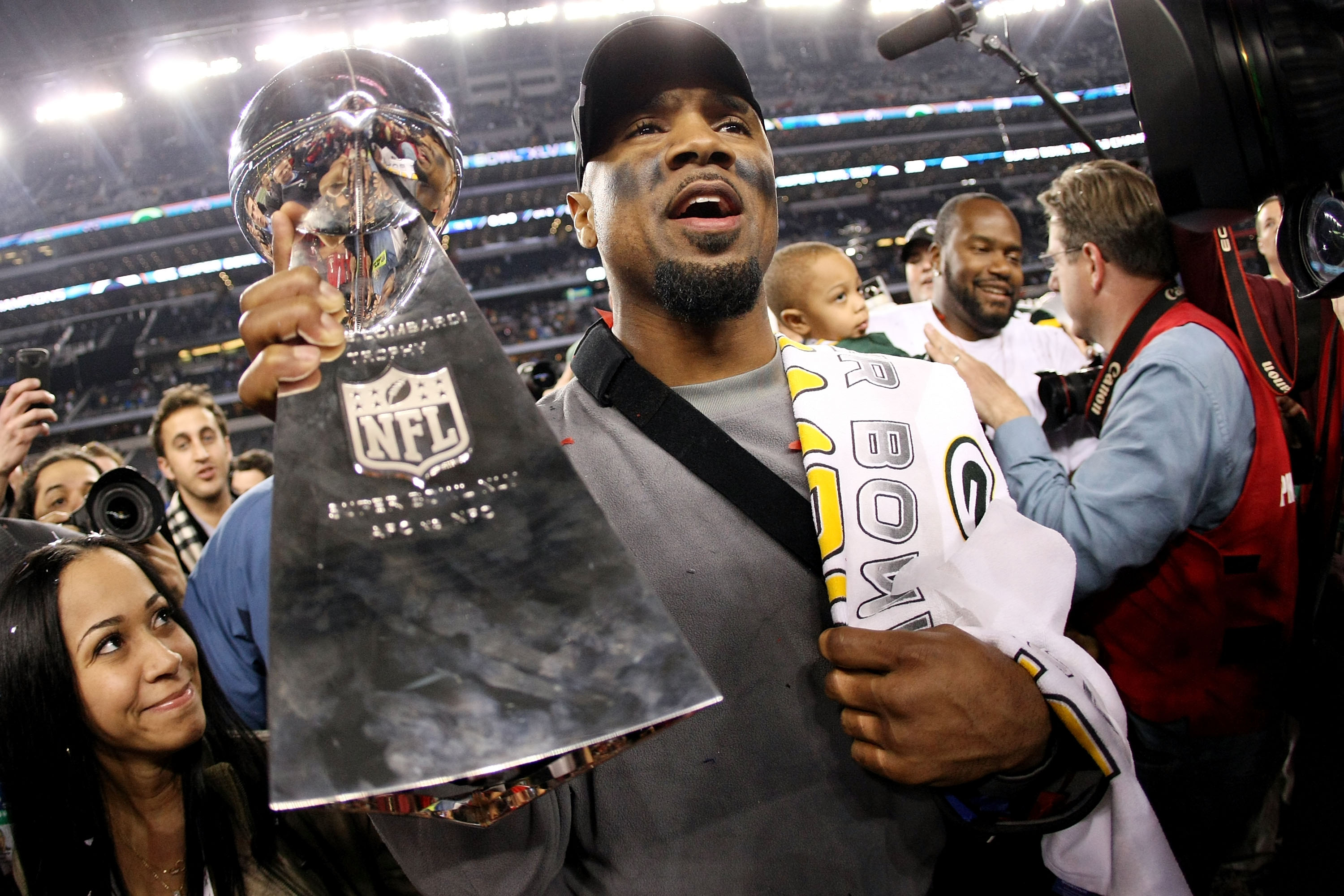 NFL Legend Charles Woodson Turned 4 Simple Words Into a 3.35-Carat Diamond Ring