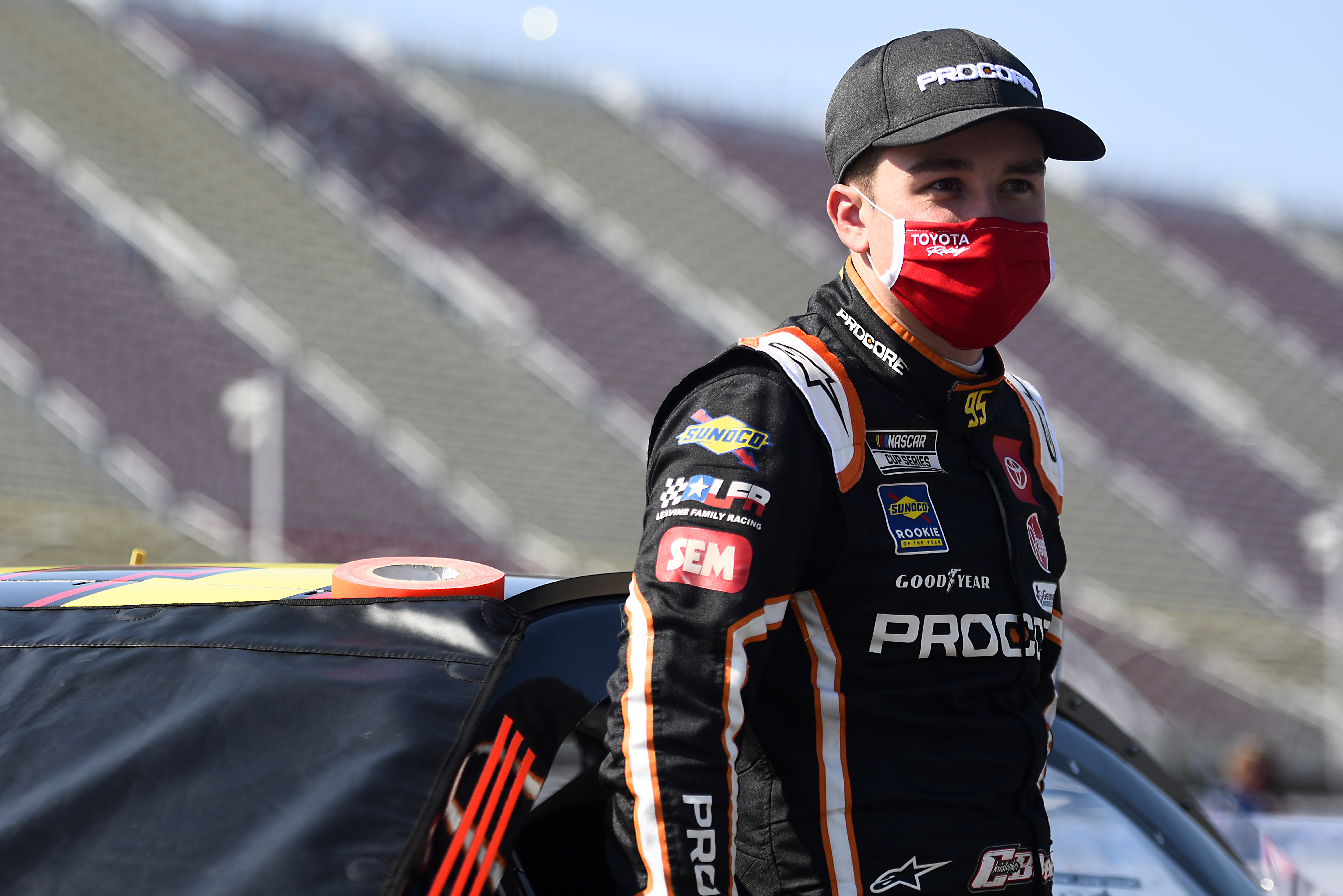 Young NASCAR driver Christopher Bell spent a few years racing under Kyle Busch. Bell just fired a direct shot at Busch's attitude and behavior.