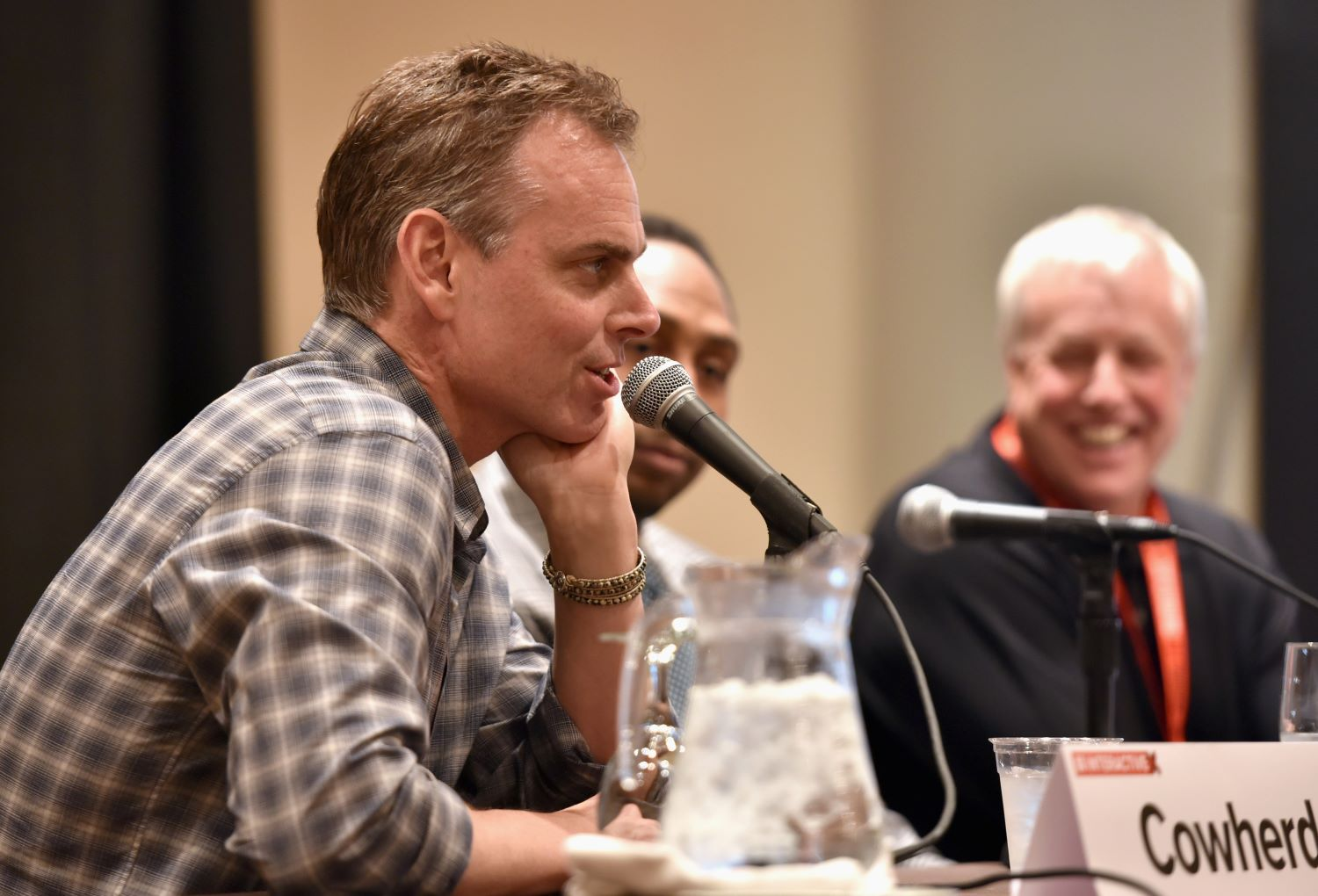 Colin Cowherd dropped a major clue about his next career move on Friday on Twitter.