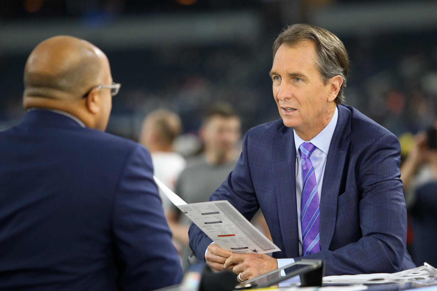 Cris Collinsworth has made multiple controversial comments this season. Recently, he insulted the intelligence of football fans everywhere.