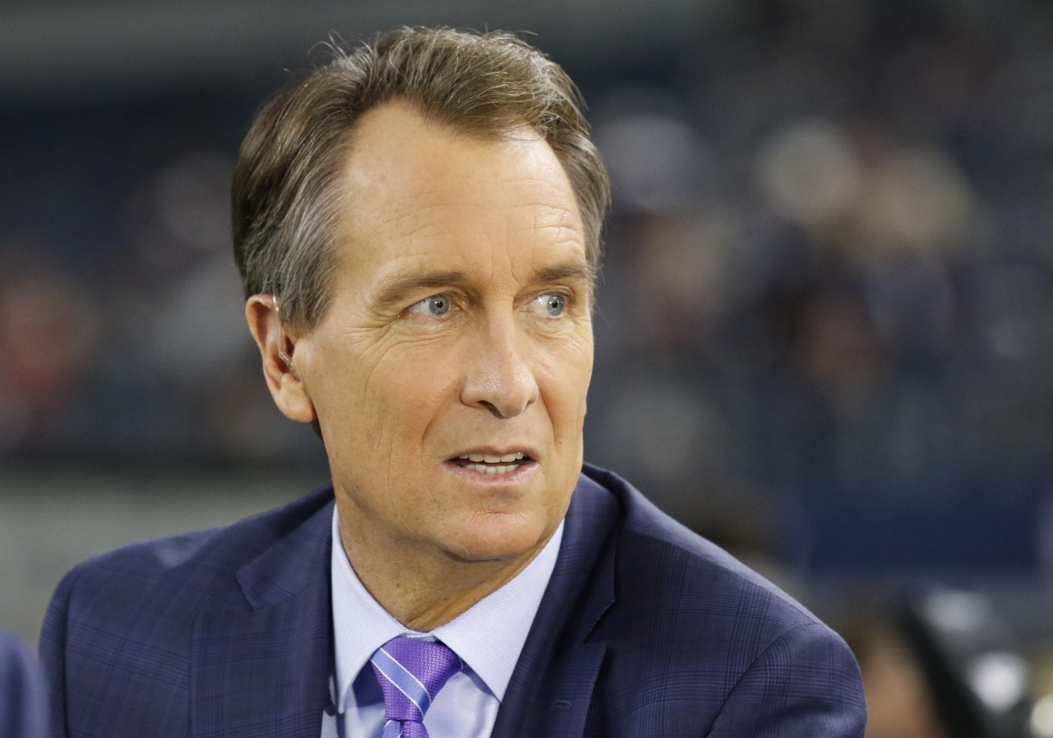 Cris Collinsworth was a star for the Cincinnati Bengals. However, he once tried to cancel a media responsibility because of a pimple.