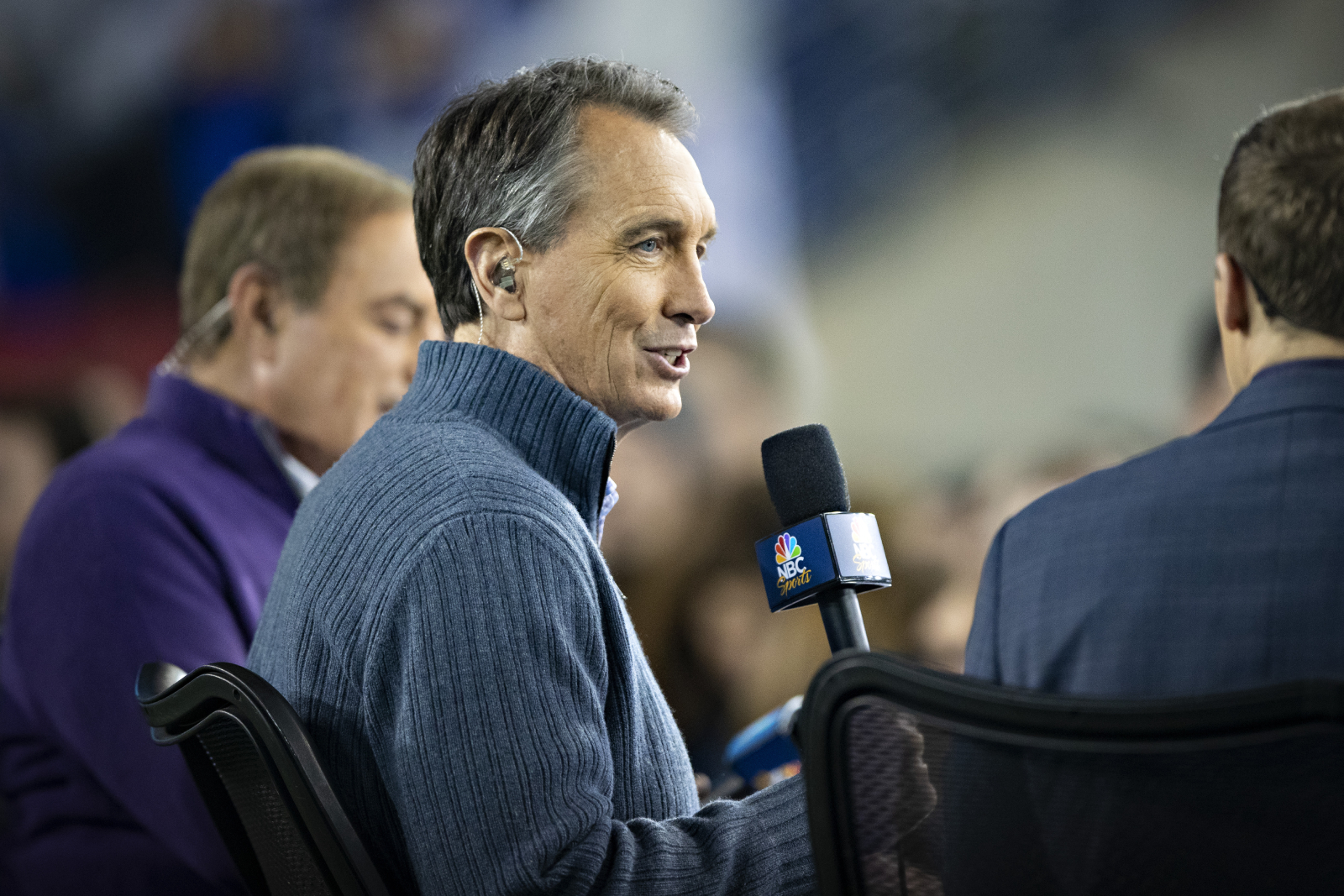 Cris Collinsworth has been around the NFL for a long time. He has a rule that could potentially help the league with one of its big problems.