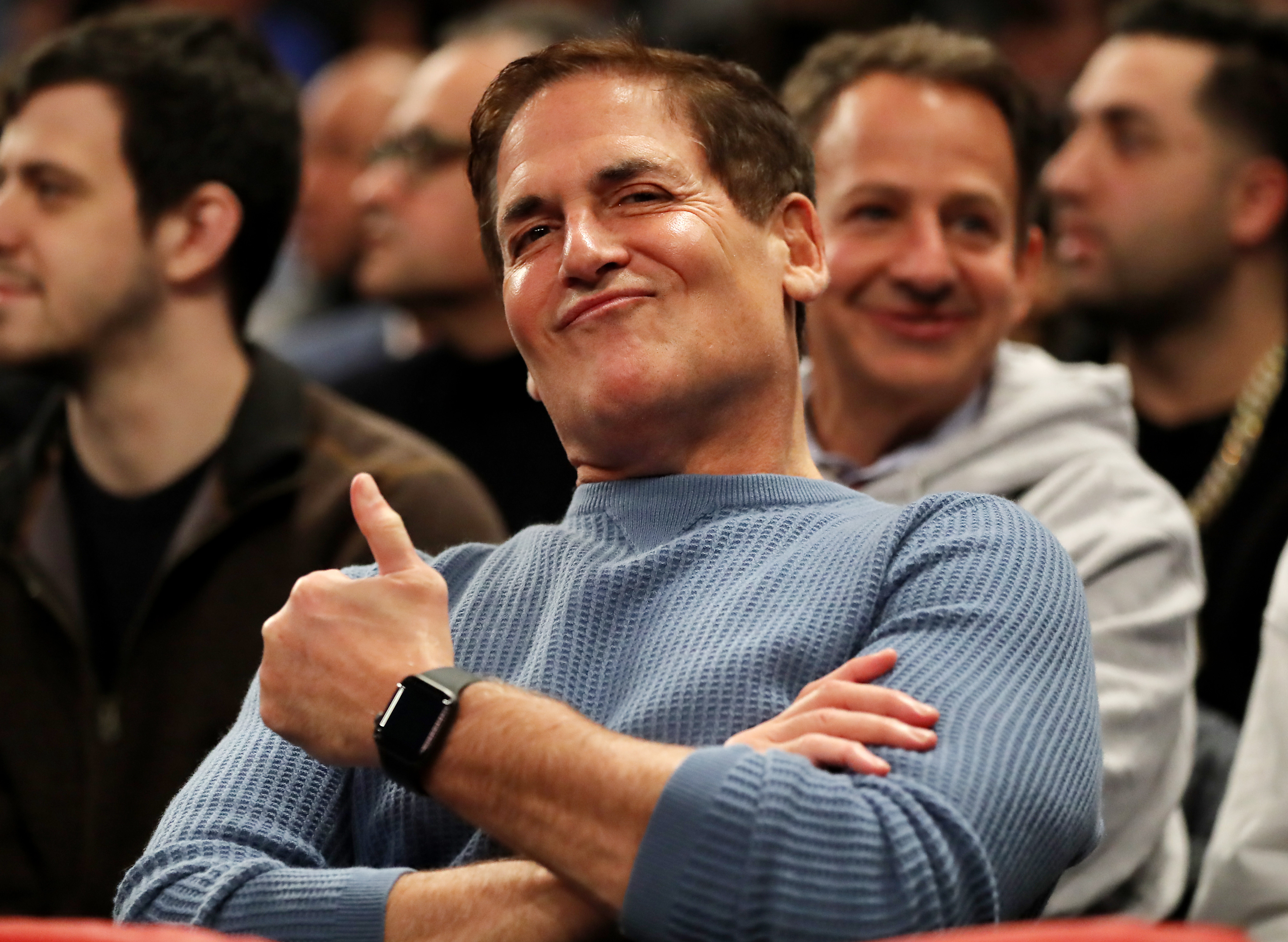 Mark Cuban Is Proud of His Fines Despite Inciting 'Minimal' Changes to NBA Officiating: 'I Gotta Protect Our Guys'