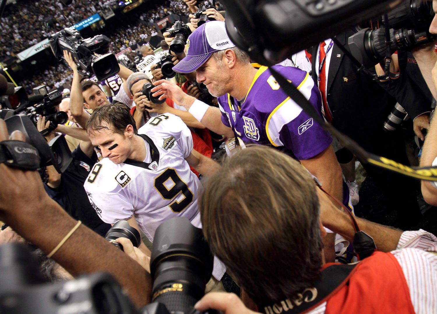 Brett Favre Has a Crystal Clear Stance on Drew Brees and His Controversial Anthem Comments