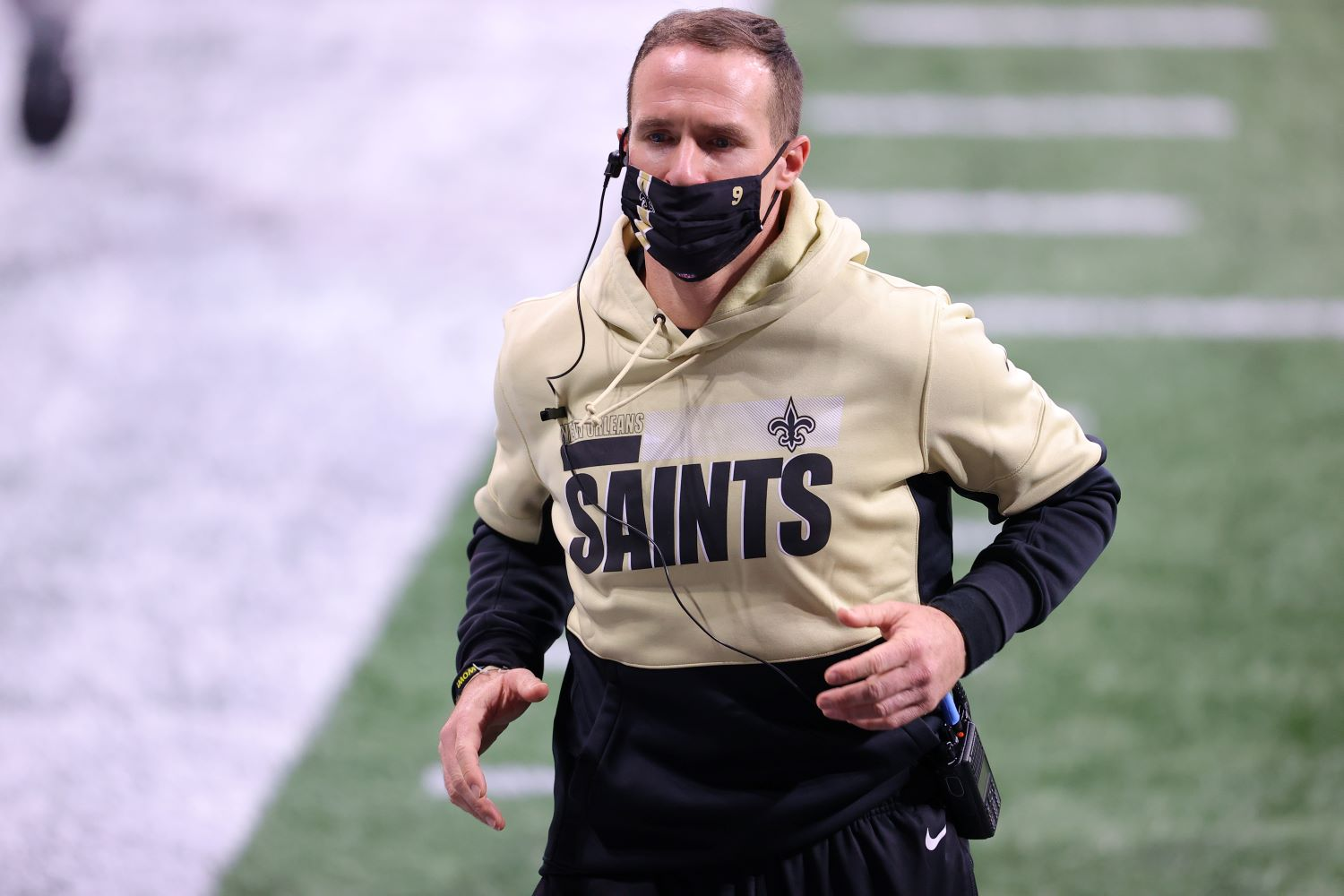 Drew Brees may not be returning to the Saints lineup anytime soon based on Sean Payton's recent comments.