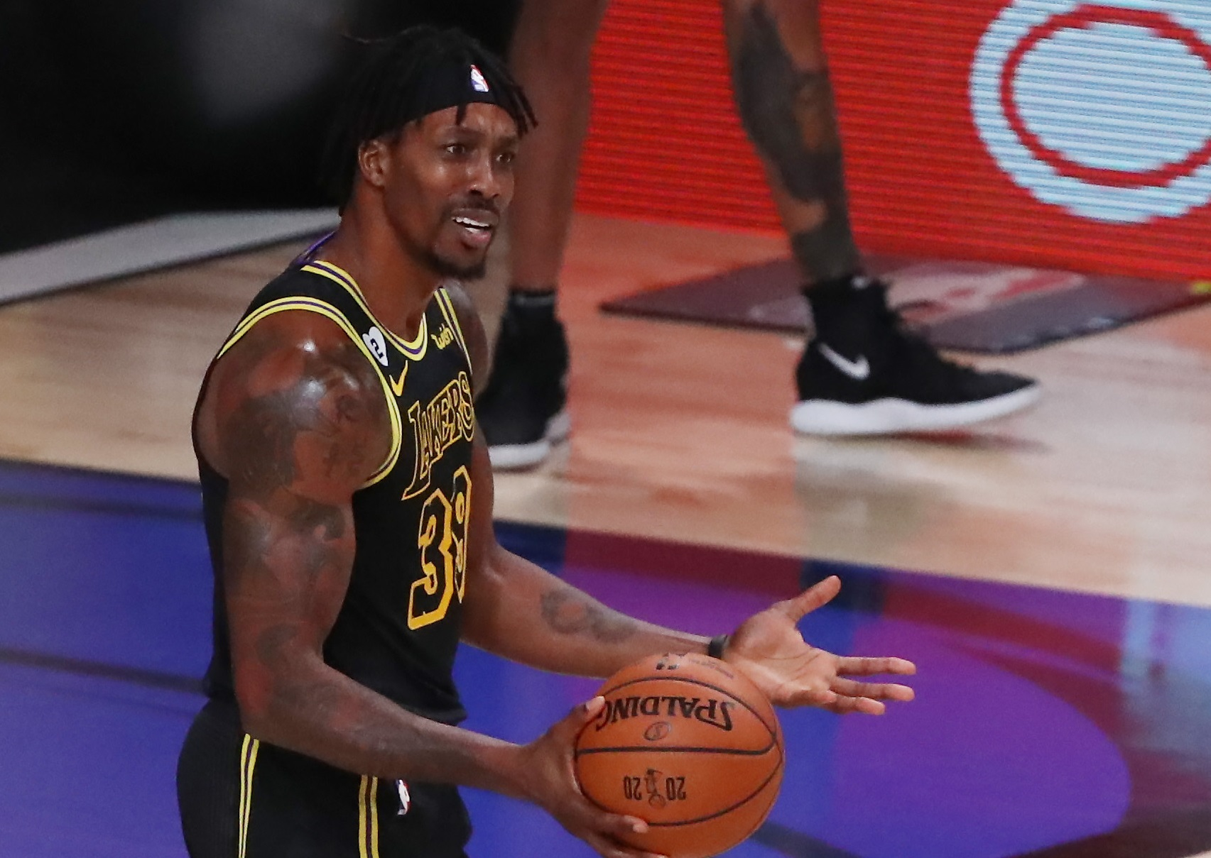 Dwight Howard Stiffed 2 Women Who Cared for His Massive Snake, Lawsuit Alleges
