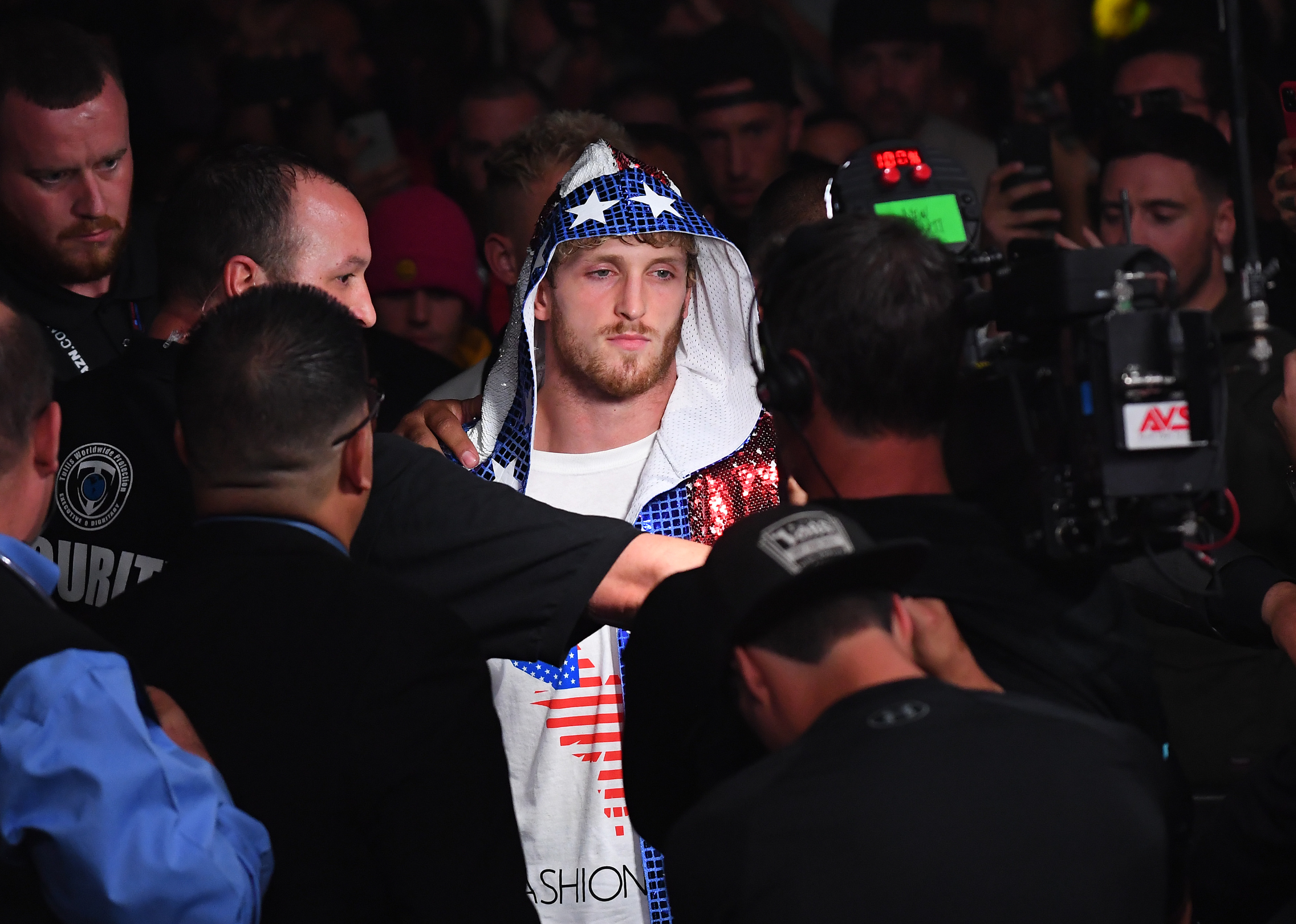 Boxer Logan Paul