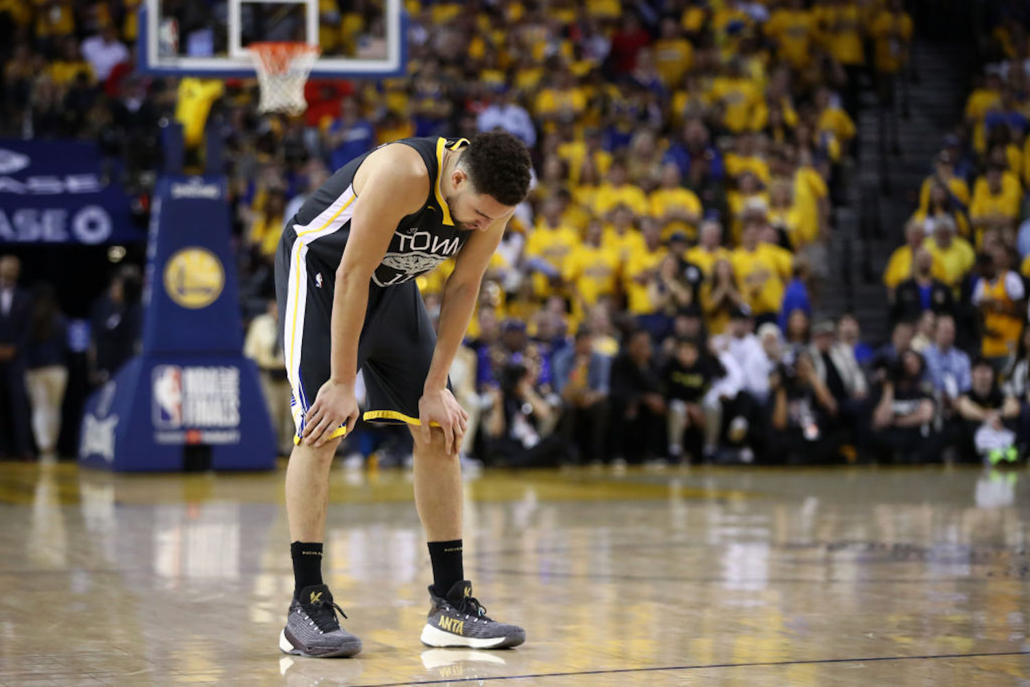 Klay Thompson will miss his second season in a row after tearing his Achilles last month. When will the sharpshooter return from his injury?