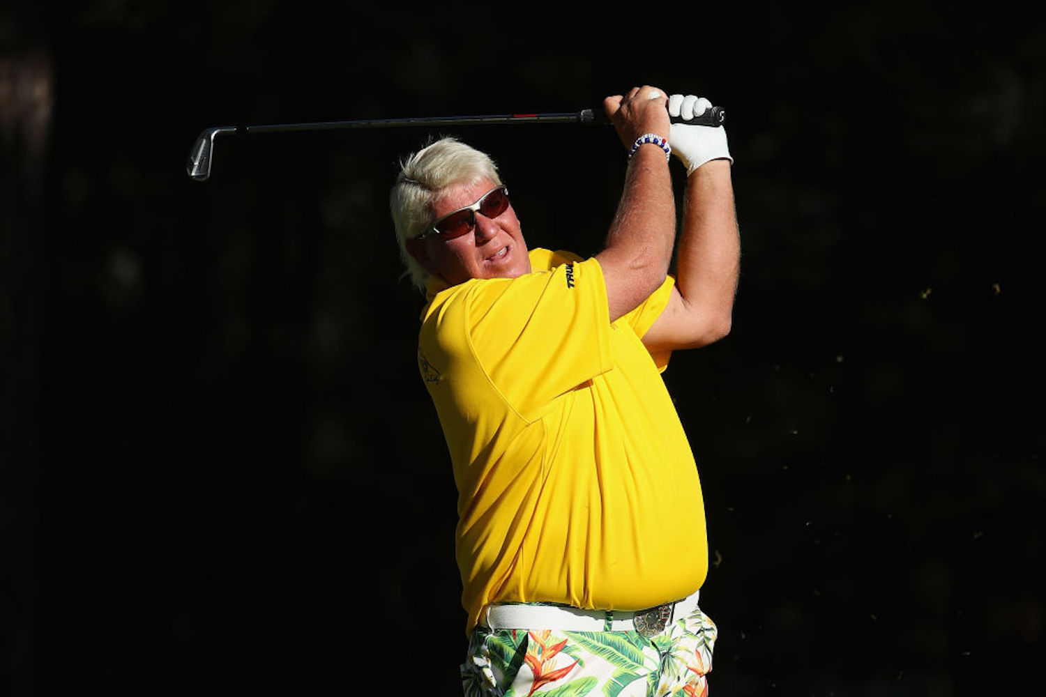 John Daly is no stranger to visiting casinos. One time, he walked out with $55,000 and threw it all off a bridge to spite his wife.