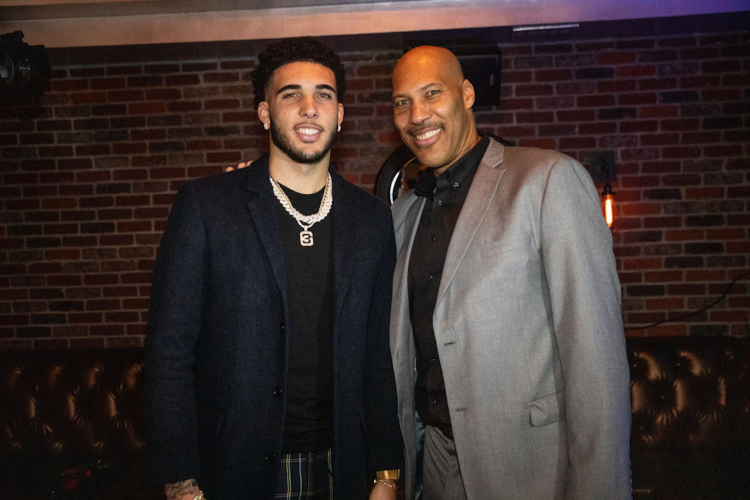 The Detroit Pistons released LiAngelo Ball less than two weeks after signing him, and LaVar Ball had some harsh words for the franchise.