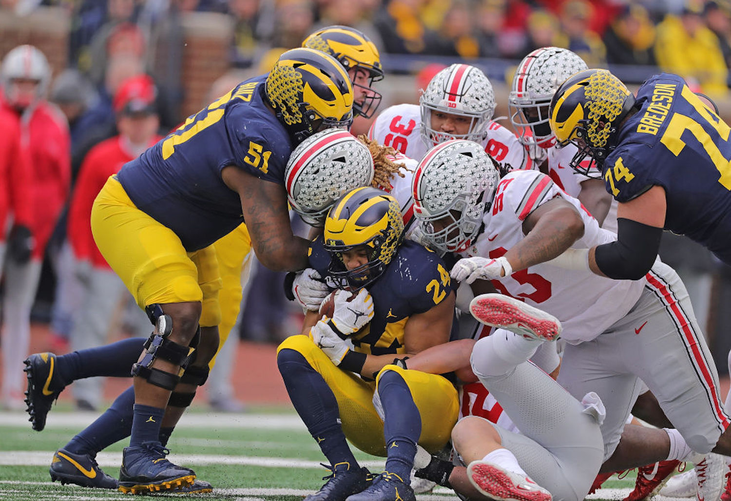 Ohio State and Michigan won't play this season for the first time in decades. When did the rivalry start and when was the last time The Game wasn't played?