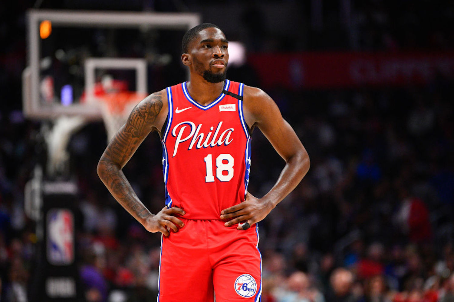 James Harden is interested in joining the Philadelphia 76ers, and Shake Milton may be the trade piece who can make it happen.