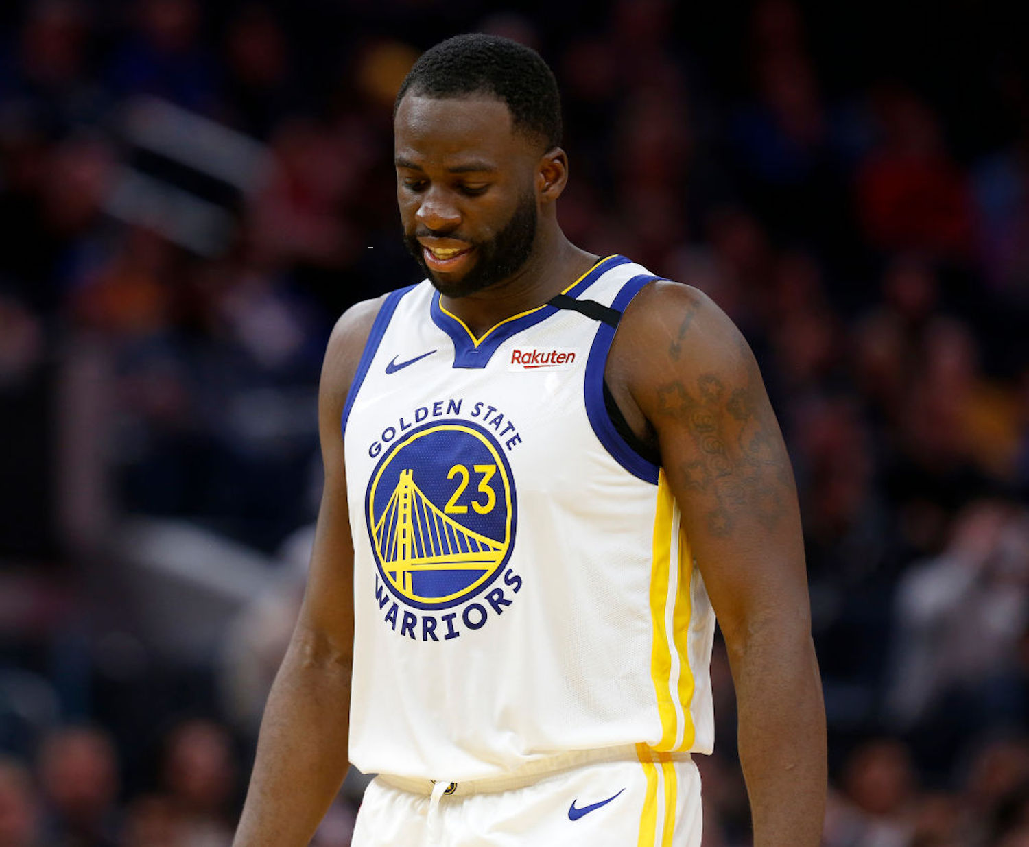 The Golden State Warriors Suffer 2 Brutal COVID-19 Blows