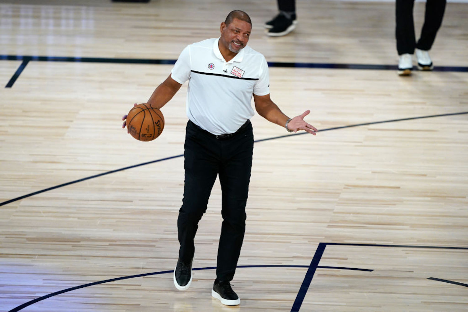 Doc Rivers Finally Tells Sixers Fans What They've Been Desperately Waiting to Hear