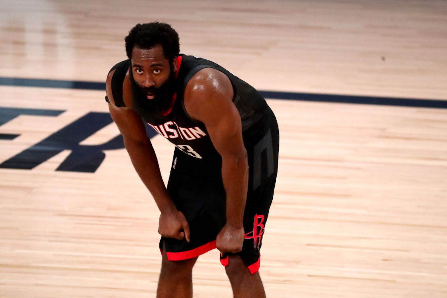 James Harden clearly wants out of Houston, and he recently told the Rockets he'd be open to a trade to the Philadelphia 76ers.