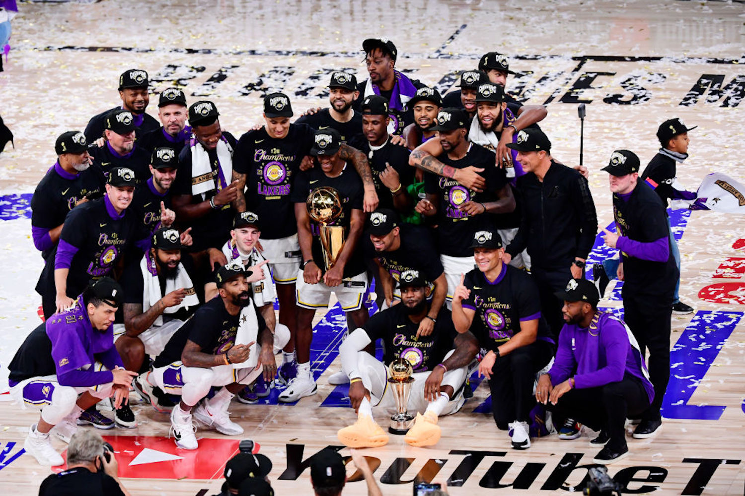 LeBron James has won two NBA titles in the last five years, and he believes they were the 'hardest' to win in league history.