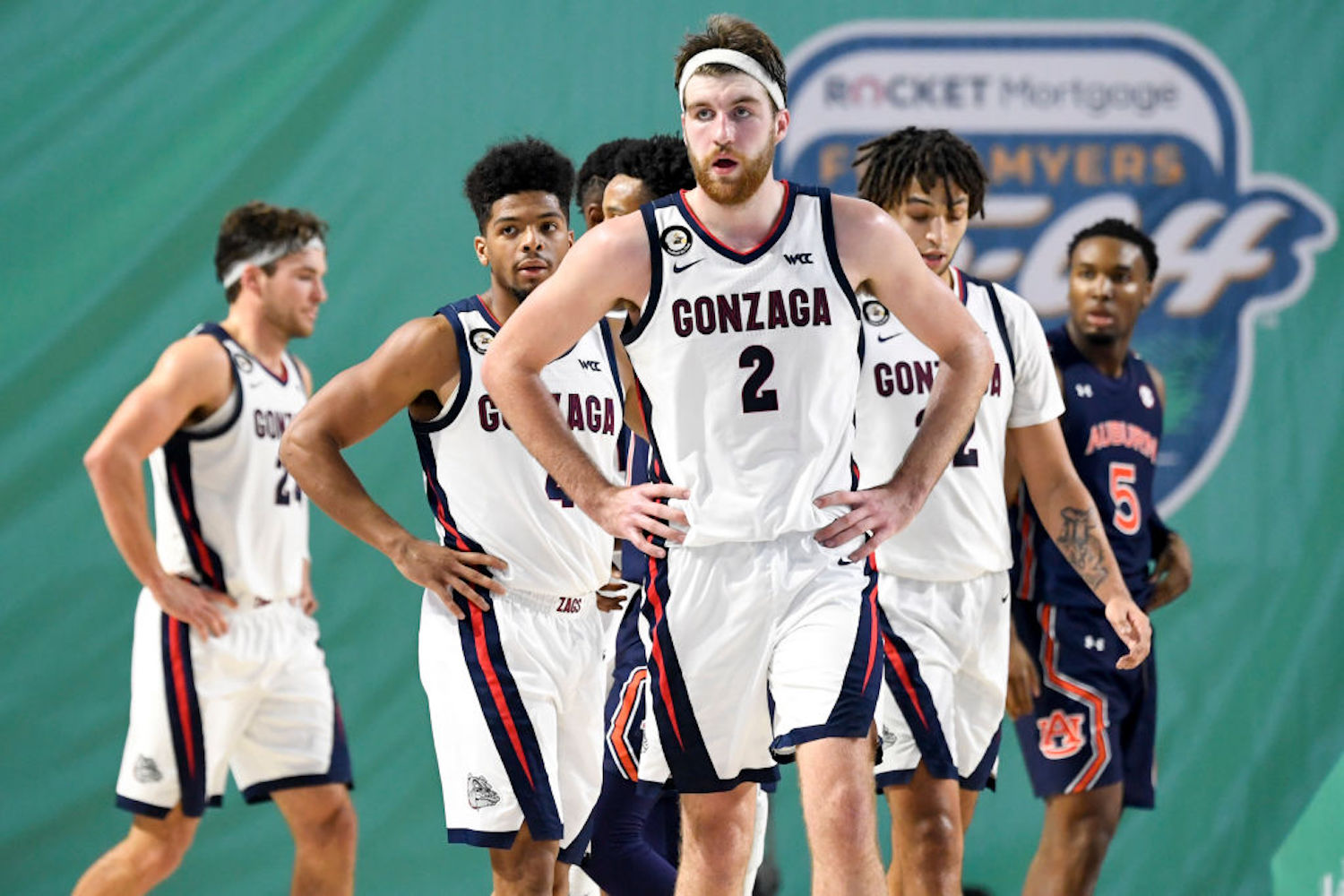 Gonzaga is the favorite to win the NCAA National Championship this year. Its biggest challenger is a deep and experienced Baylor team.