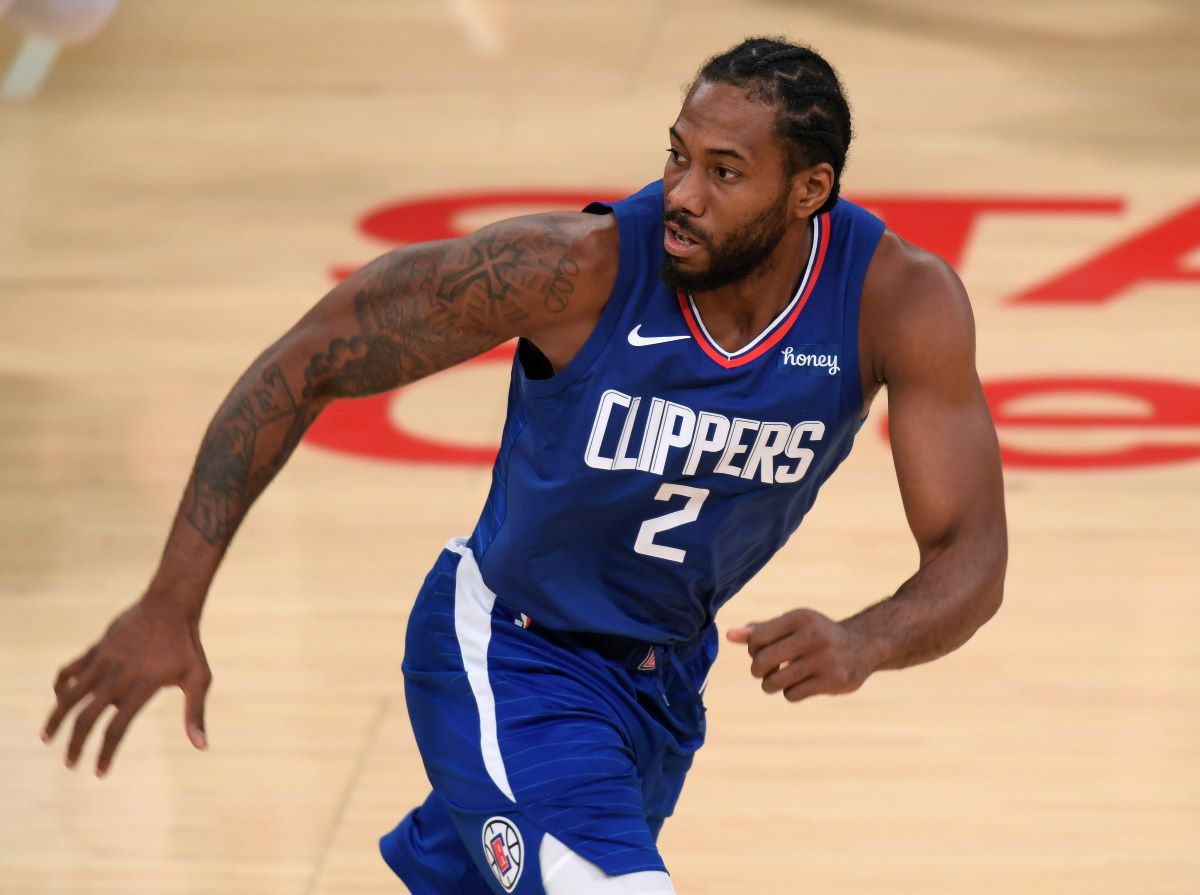 Kawhi Leonard Just Clearly Outlined His Free Agency Plans