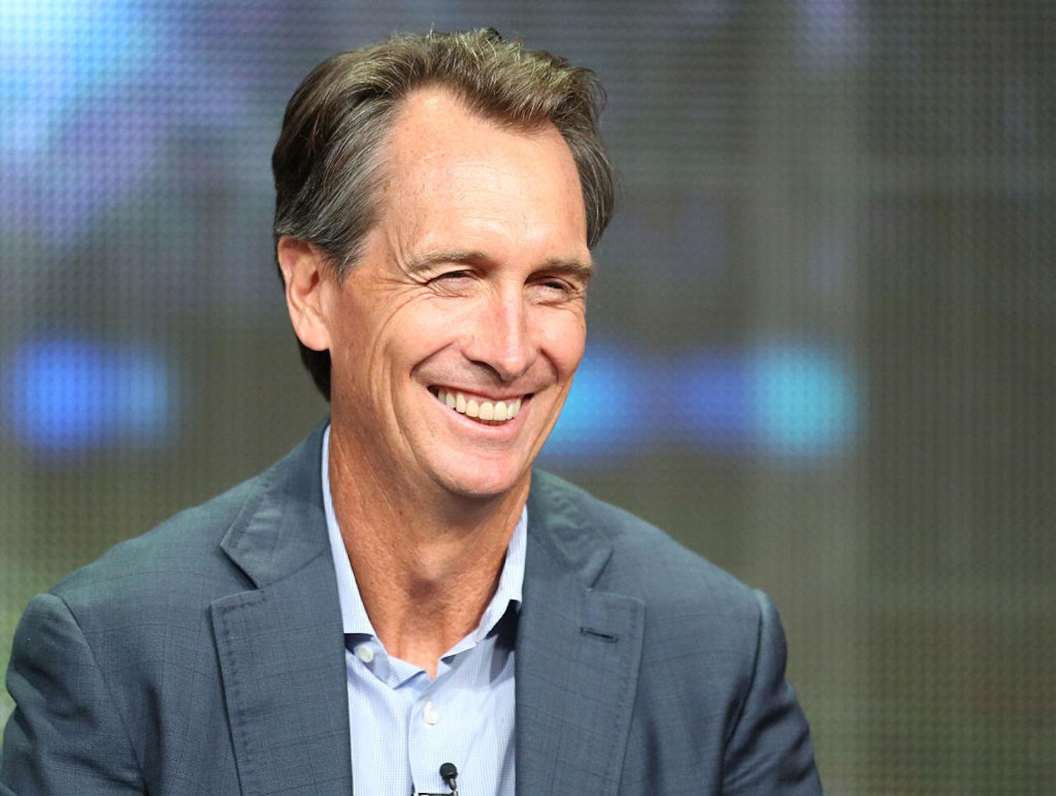 Cris Collinsworth made demeaning comments about female football fans on Wednesday night, and he issued an apology shortly after.