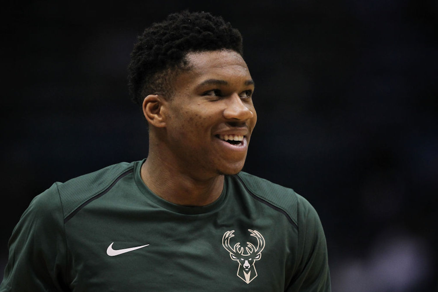 The Milwaukee Bucks Gave Giannis Antetokounmpo a Hint About His Future With a Hilarious Birthday Present