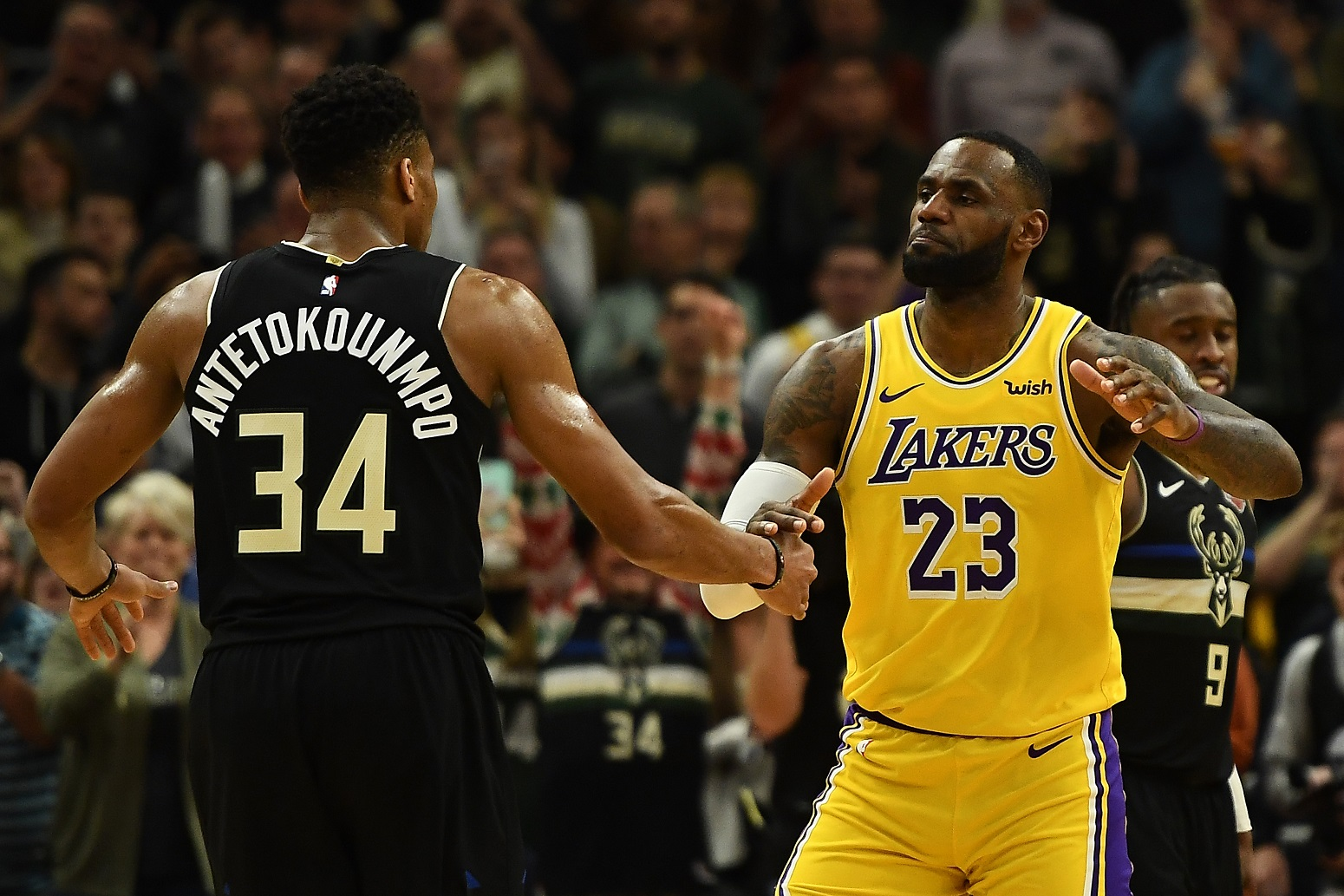 Giannis Antetokounmpo Is Insane to Believe LeBron James Will Join The Bucks