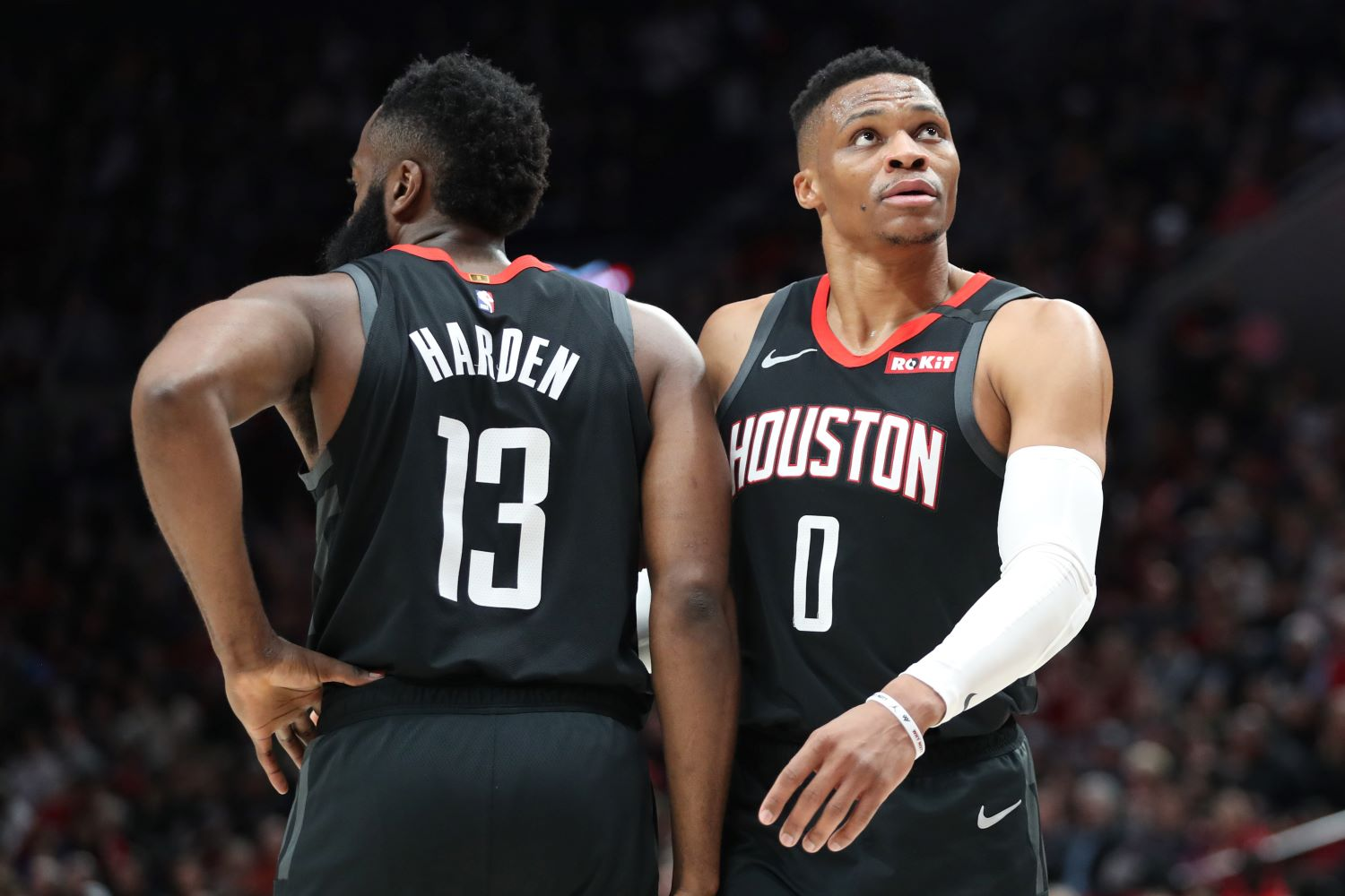 James Harden just cost Russell Westbrook his final chance at an NBA title.