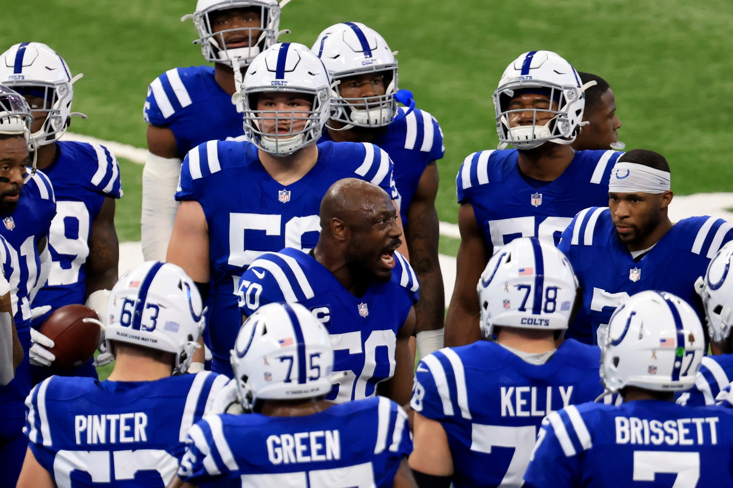The Indianapolis Colts could make some history if they finish 11-5, but outside of the playoff picture.