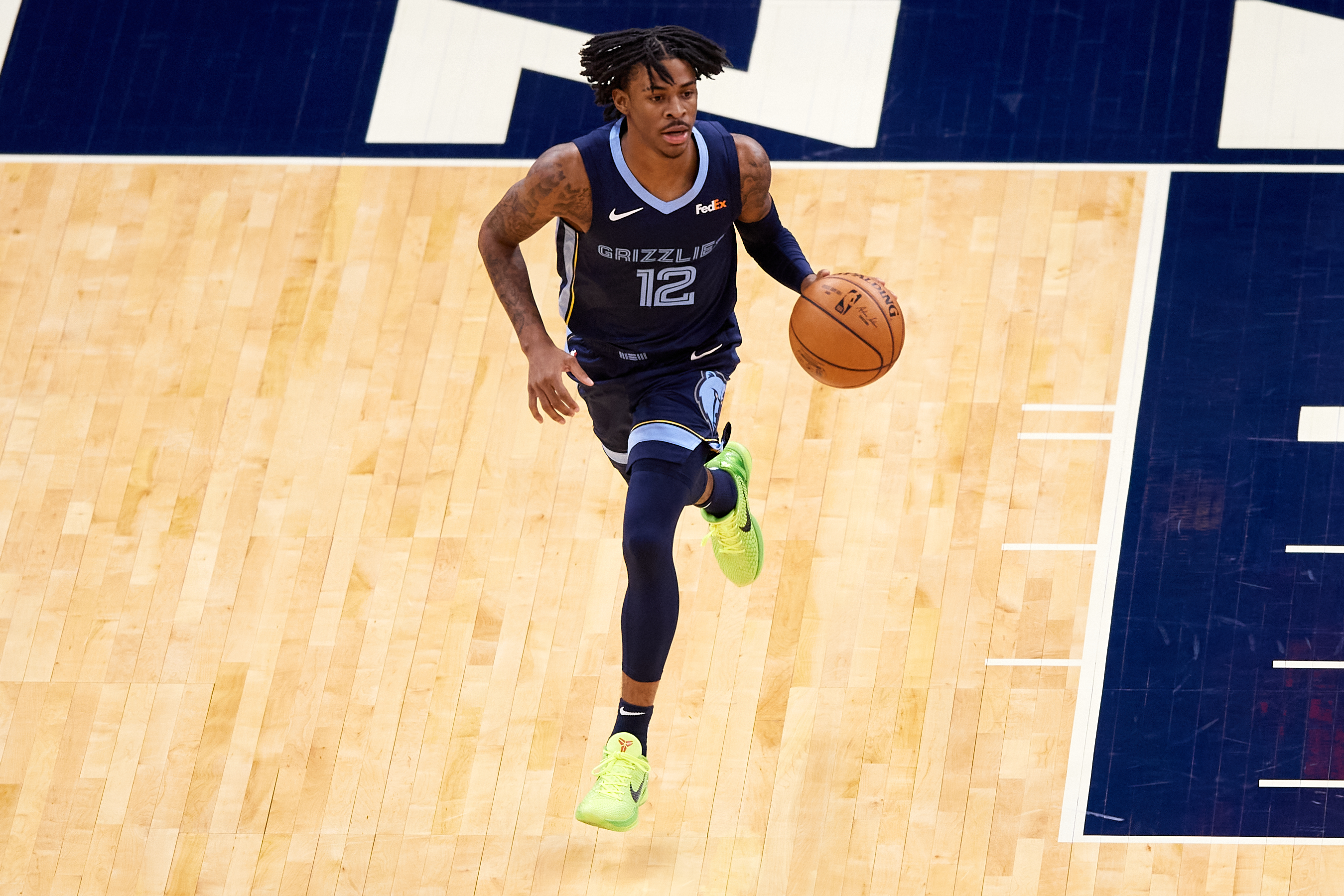 Memphis Grizzlies point guard Ja Morant won NBA Rookie of the Year last season. Both sides have an idea on how Morant can dominate again this year.