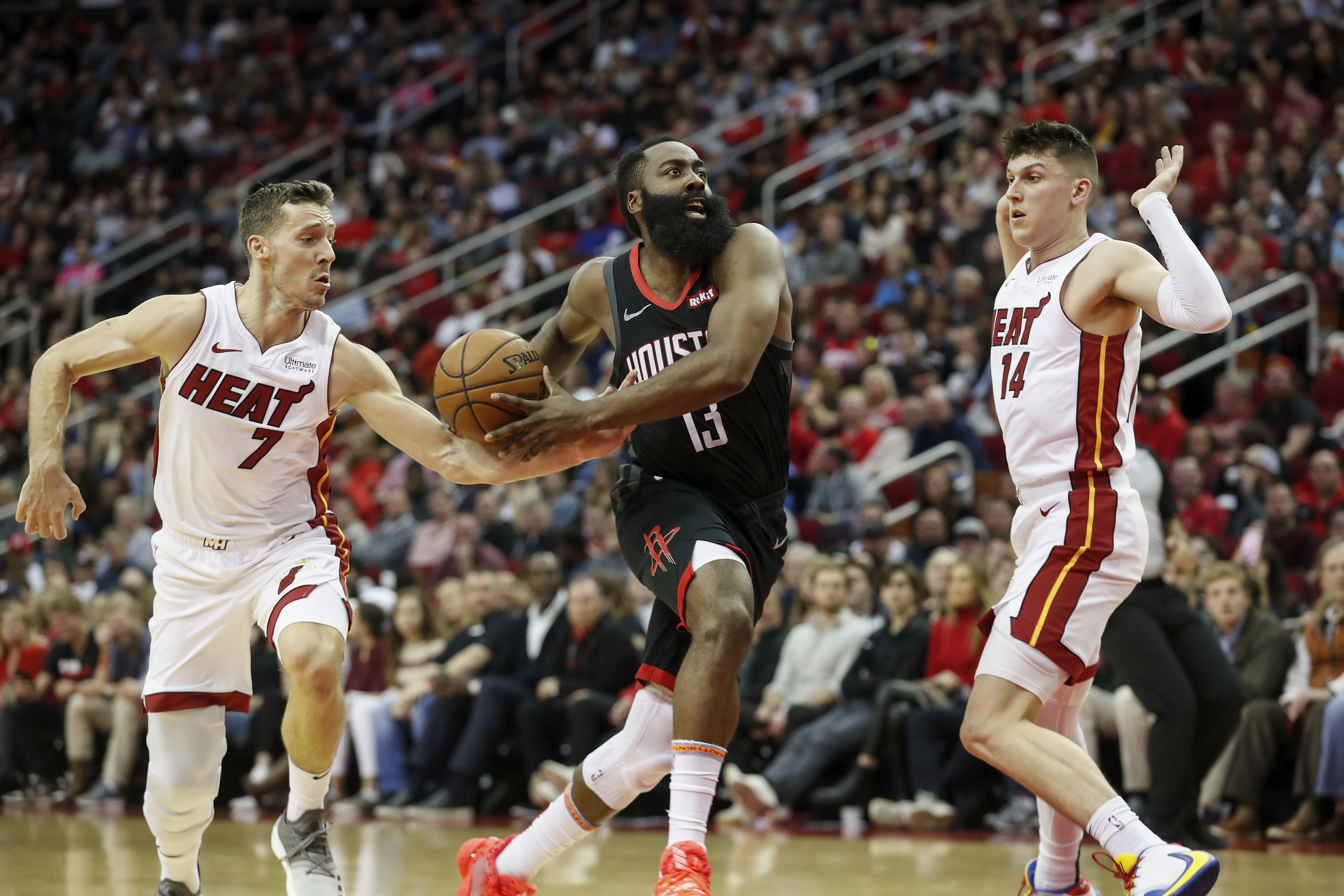 Giannis Antetokounmpo's Supermax Deal Means the Miami Heat Should Target James Harden