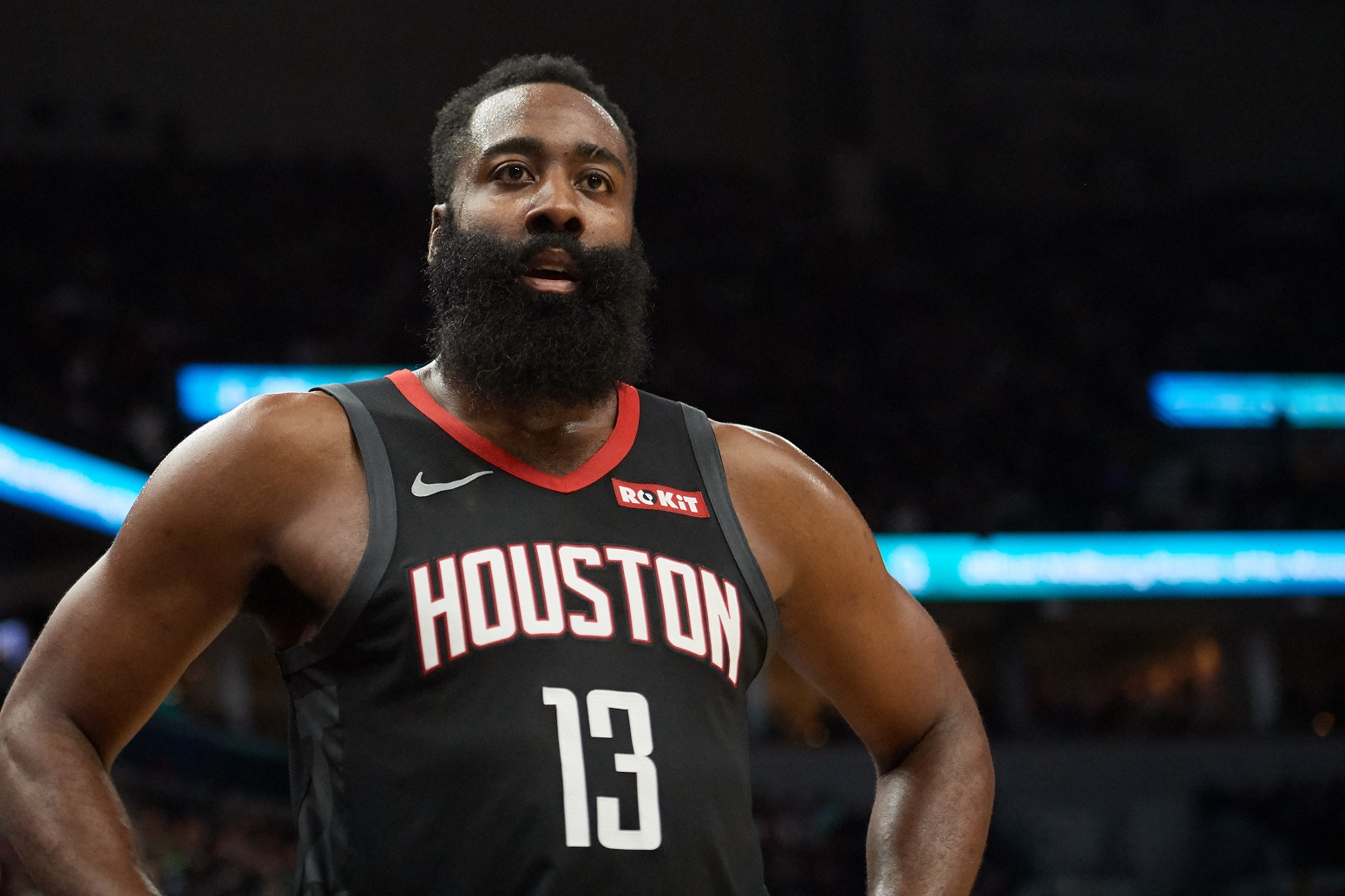 James Harden silently forcing Houston Rockets hand