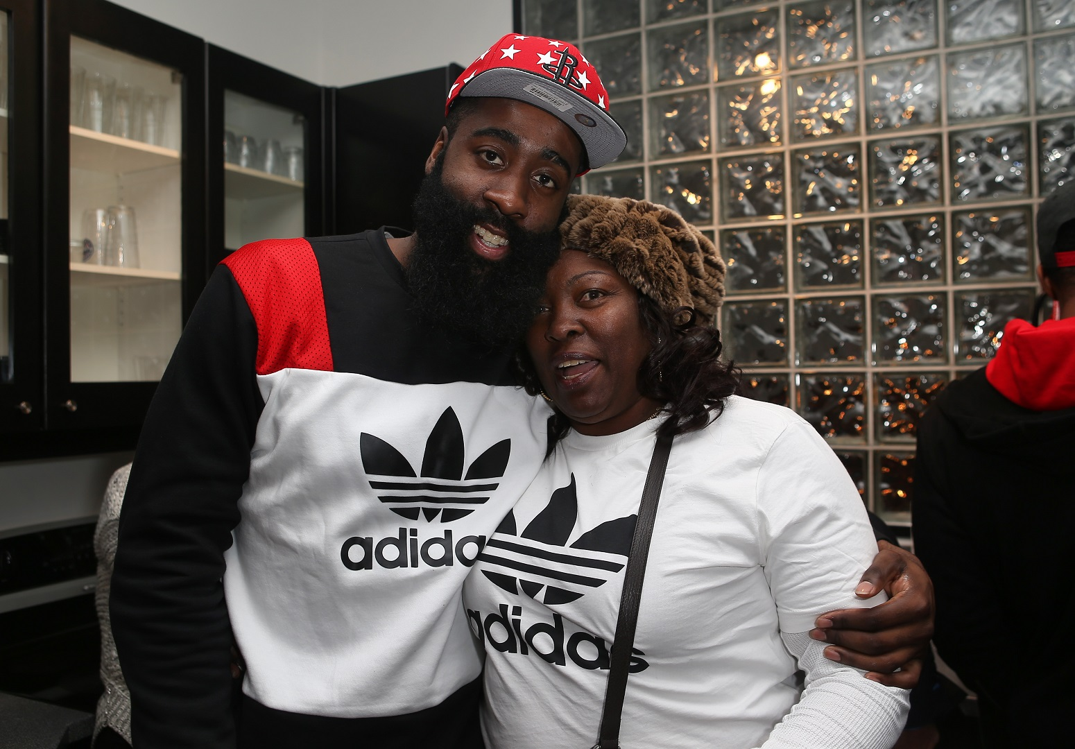James Harden's mom Houston Rockets future