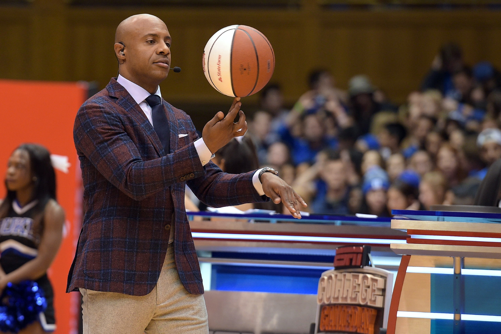 Jay Williams is one of the most prominent faces at ESPN. So, how good was he during his basketball career before going to ESPN?