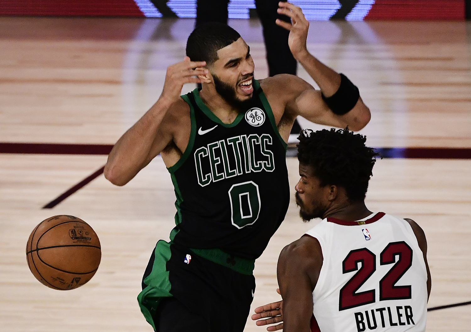 Did Jayson Tatum really grow two inches in the offseason?