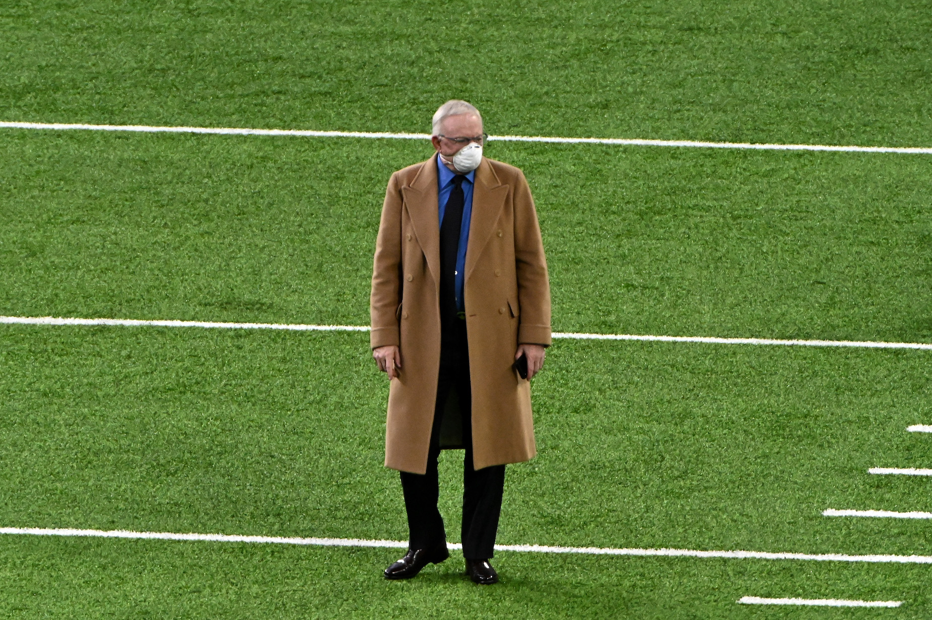 Dallas Cowboys owner Jerry Jones still believes that his team is must-see TV.