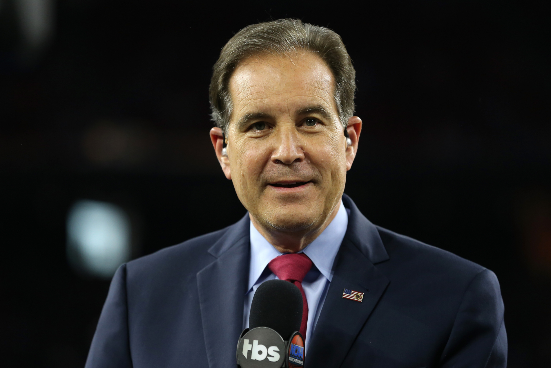 Jim Nantz is a very successful broadcaster. He has also had success as an actor, though, as he appeared on 'How I Met Your Mother'.