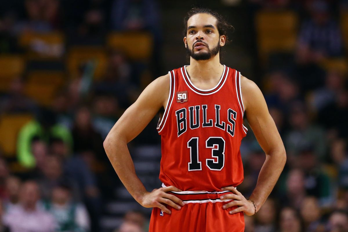 Joakim Noah, Bulls, LeBron James, Joakim Noah and the Bulls never got past LeBron James in the playoffs, but he was still great