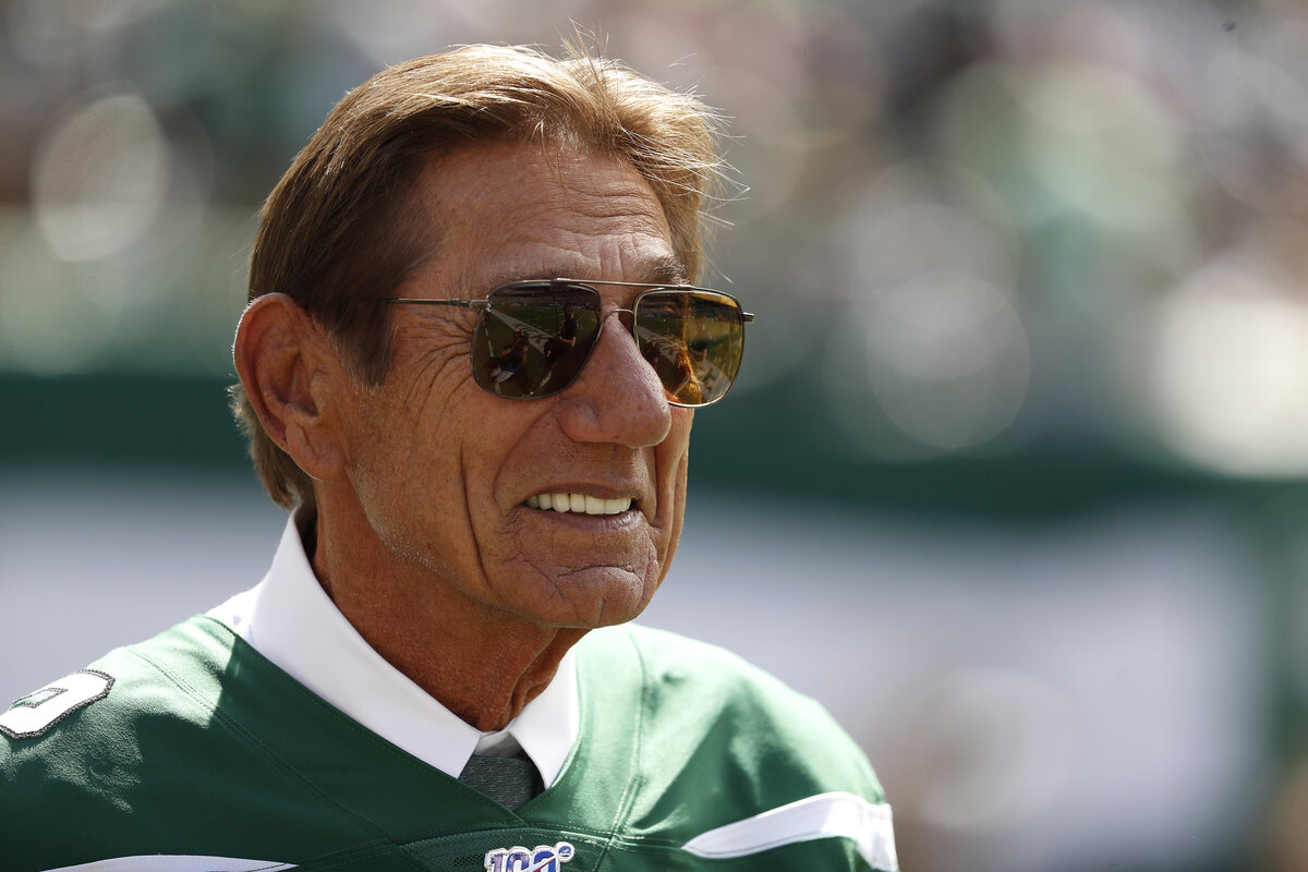 New York Jets legend Joe Namath has long been an eccentric figure. Namath has been linked to a potentially damaging gambling conspiracy.