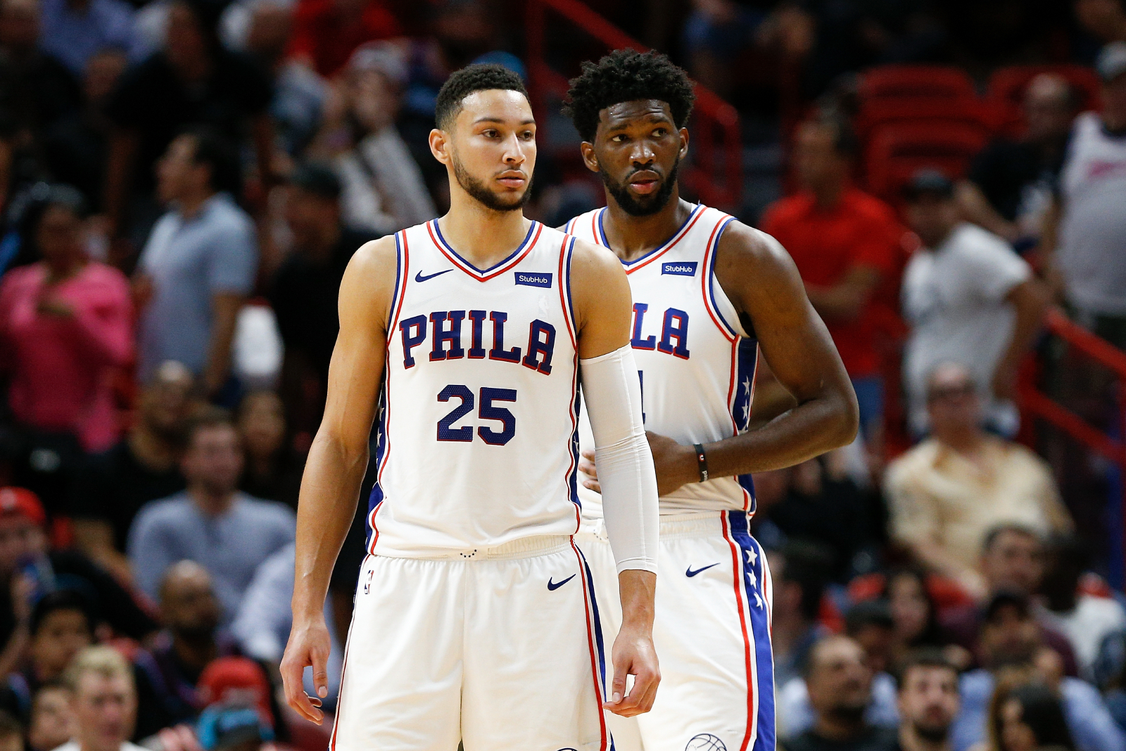 Joel Embiid and Ben Simmons could have a big season with the Philadelphia 76ers. Daryl Morey just made a big proclamation about them, too.