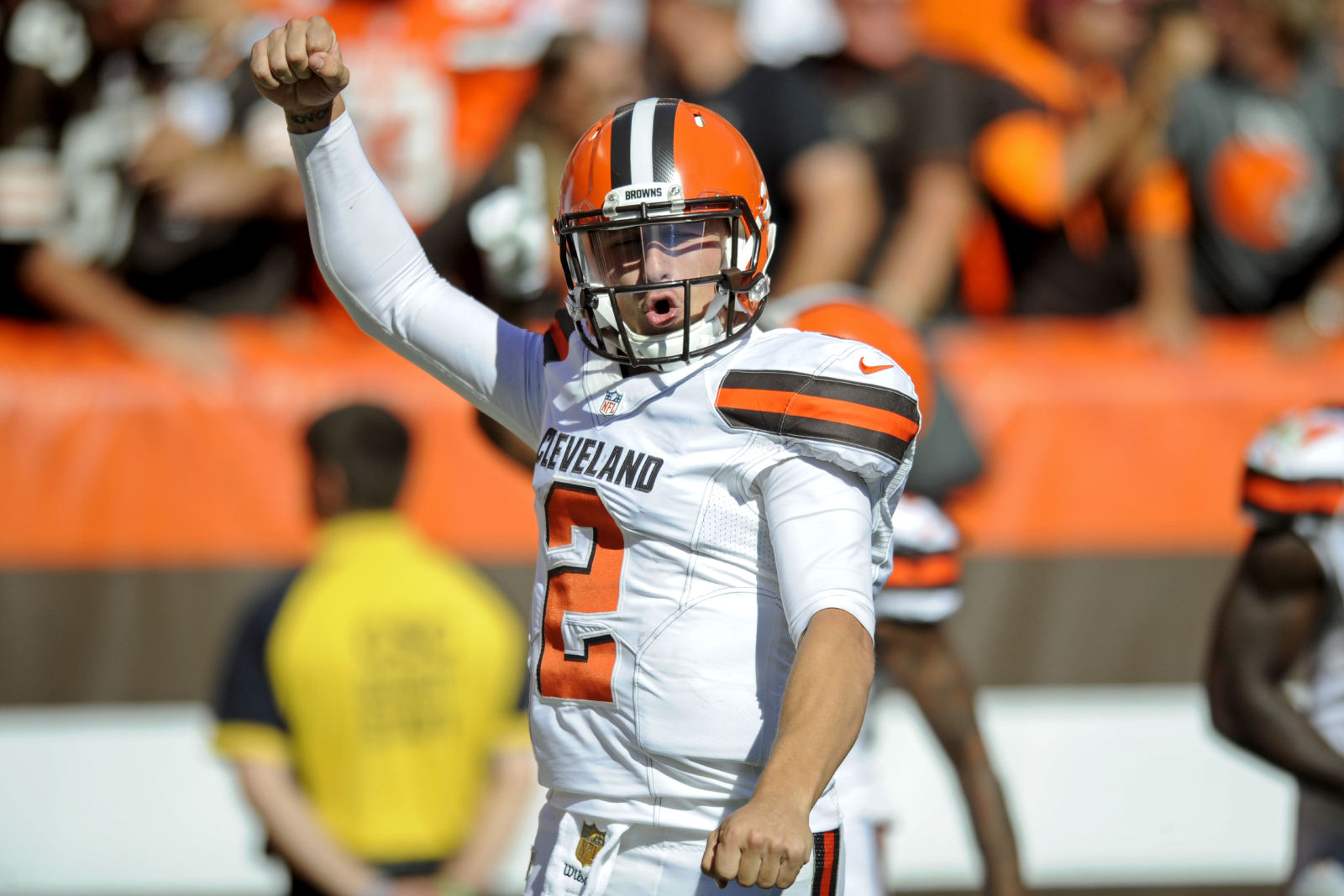 Johnny Manziel hasn't played in the NFL since 2015, but the former Heisman Trophy winner could be back on the football field very soon.
