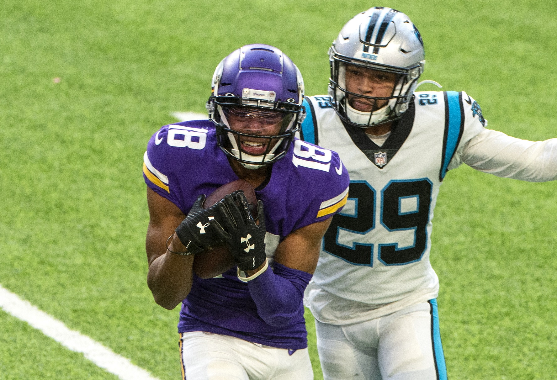 Vikings Rookie Justin Jefferson Is Showing Some Veteran-Level Cockiness
