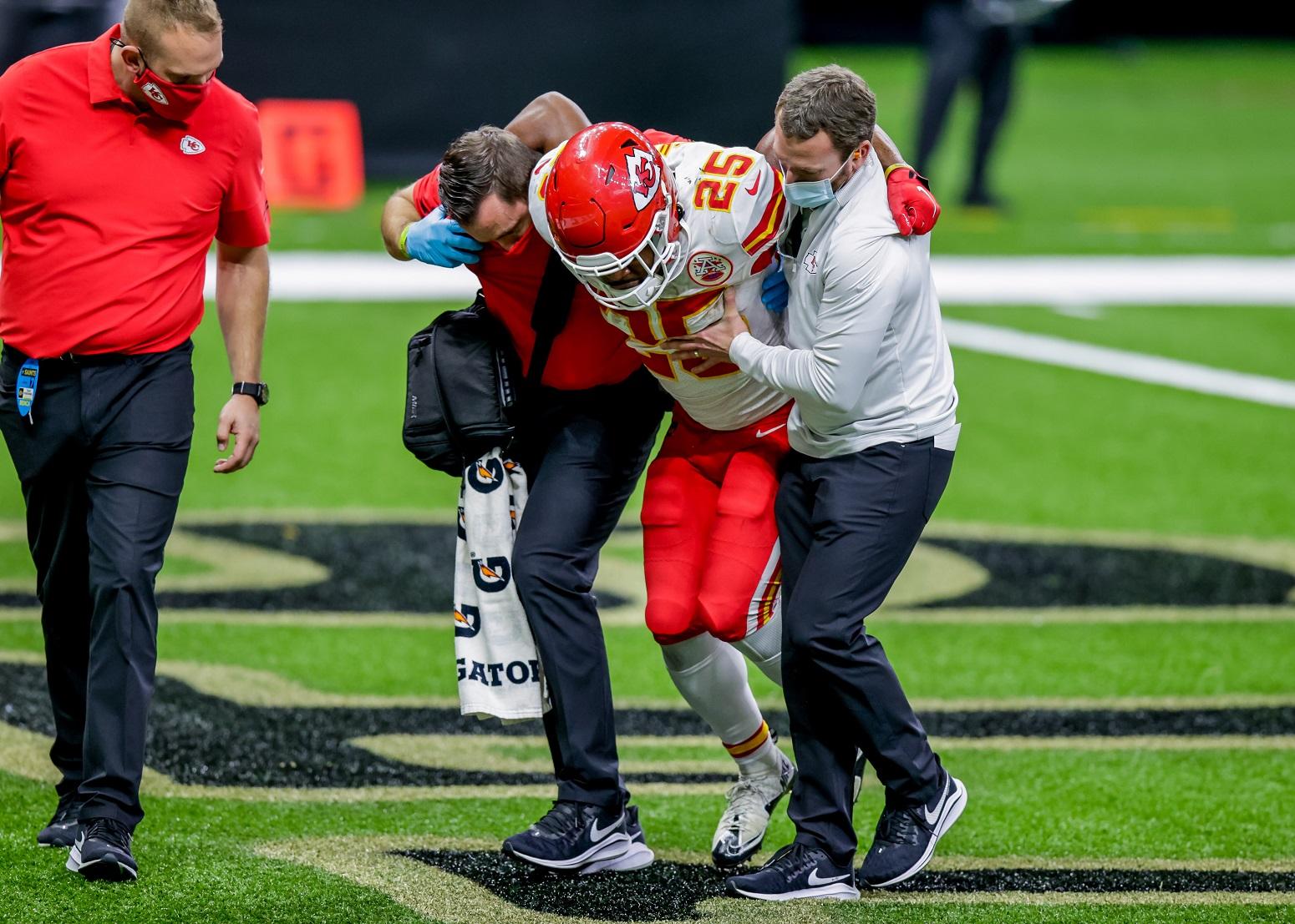 Kansas City Chiefs suffer huge loss damage Super Bowl hopes