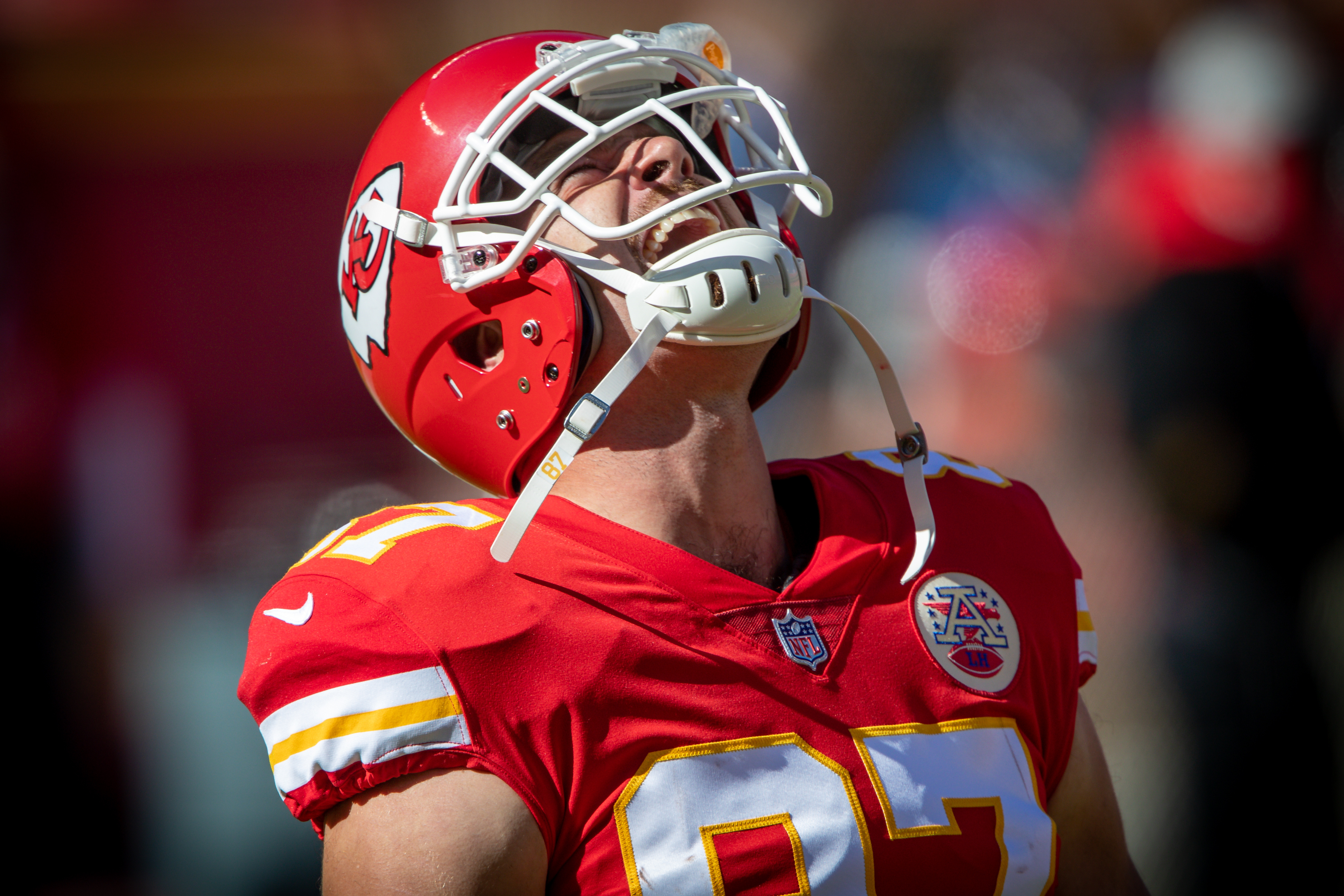 Travis Kelce Refuses to Get 'Boxed In' as the Stereotypical Tight End