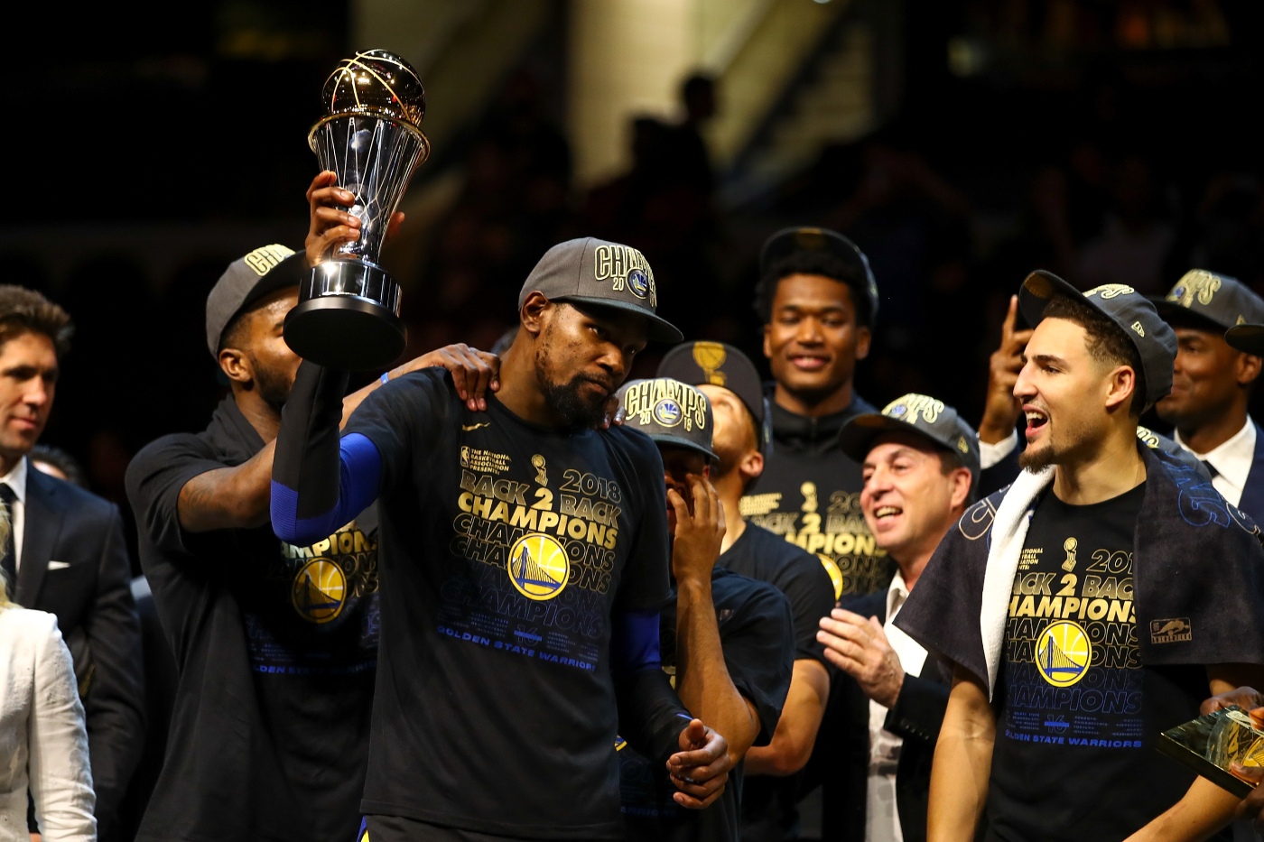 Kevin Durant now plays for the Nets after winning championships with the Golden State Warriors. However, he already misses the Warriors.