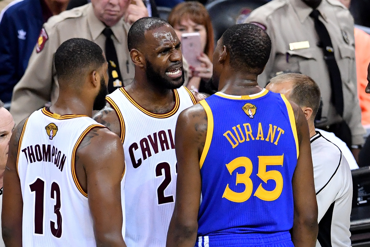 There will always be speculation about why Kevin Durant left the Golden State Warriors. Did LeBron James play a role in his departure?