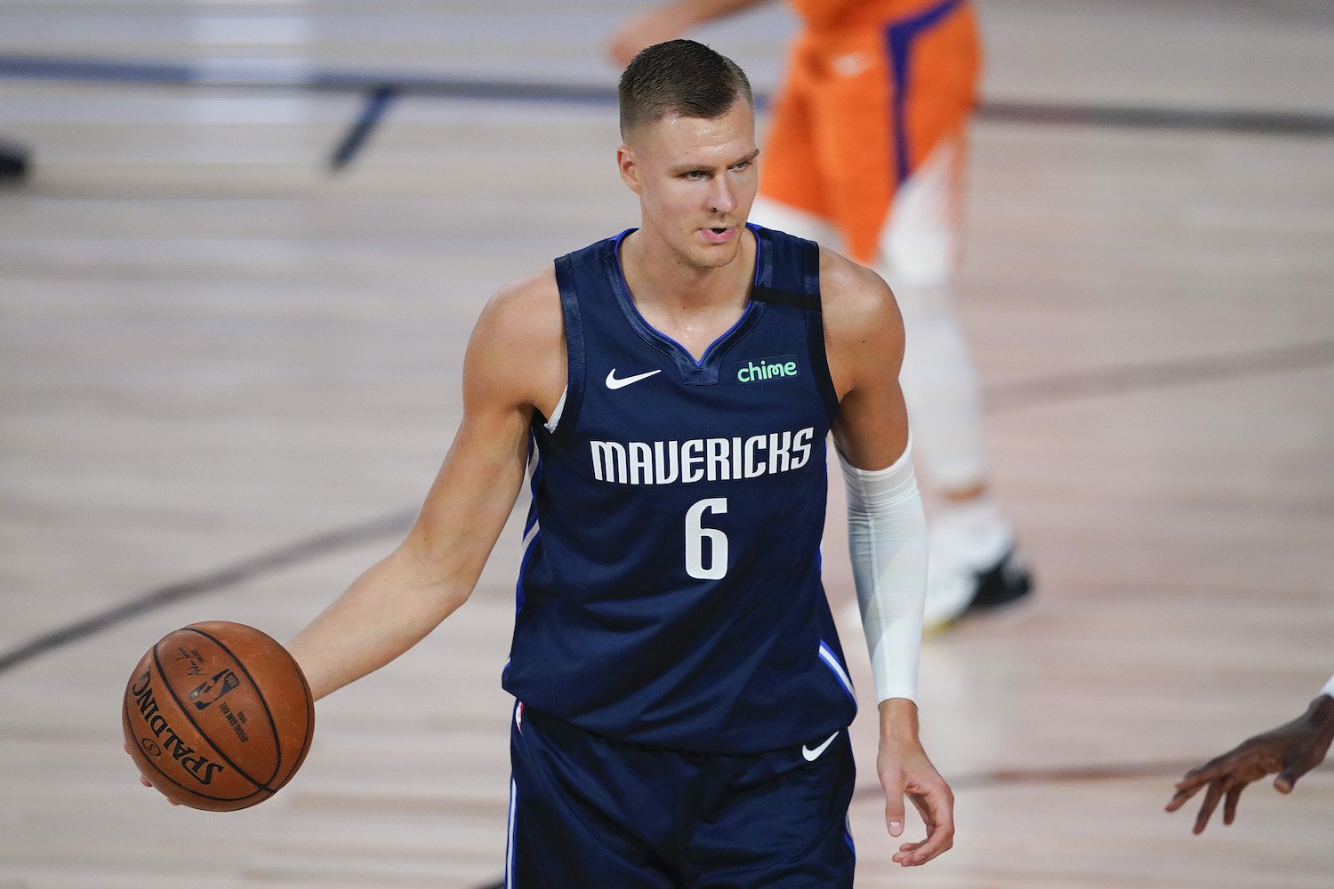 What Happened to Kristaps Porzingis and Why Is He Not Playing for the Dallas Mavericks?
