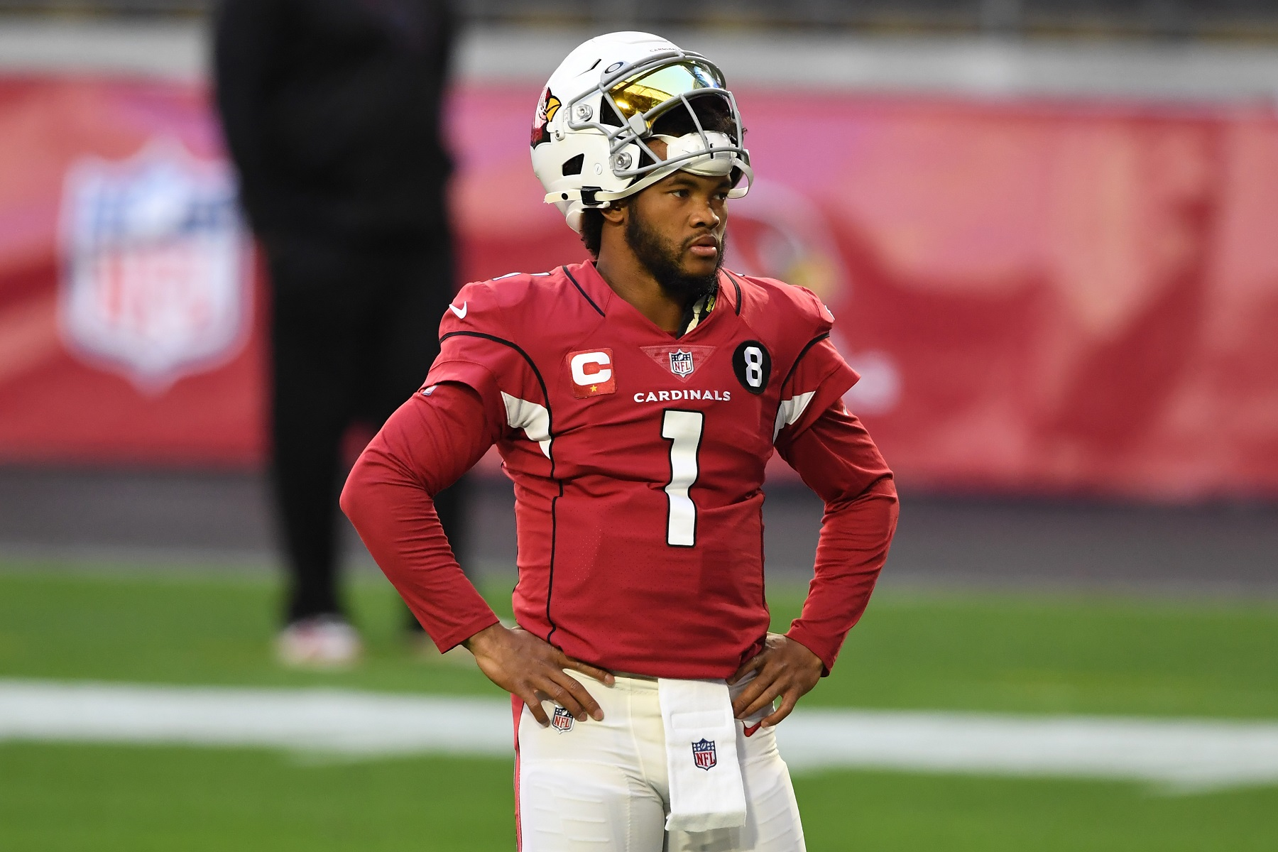 Kyler Murray Wisely Ignored the Warning That Playing Football Was a 'Colossal Mistake'