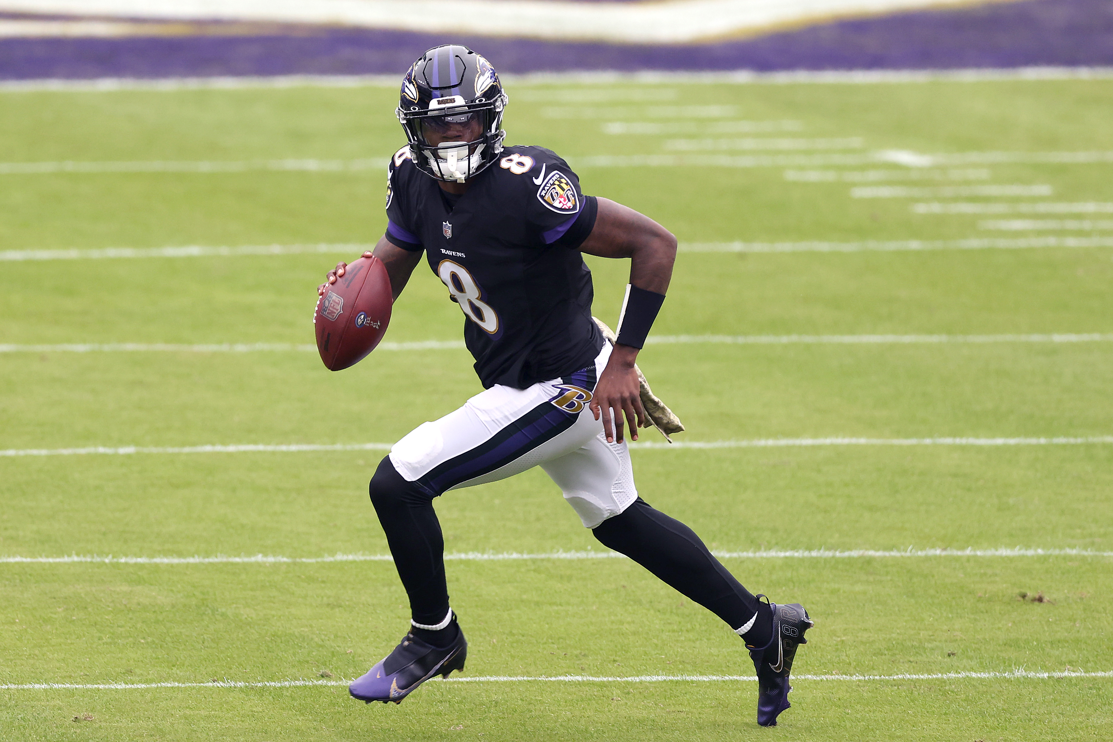 COVID-19 will keep Baltimore Ravens quarterback Lamar Jackson out of action against the Pittsburgh Steelers.
