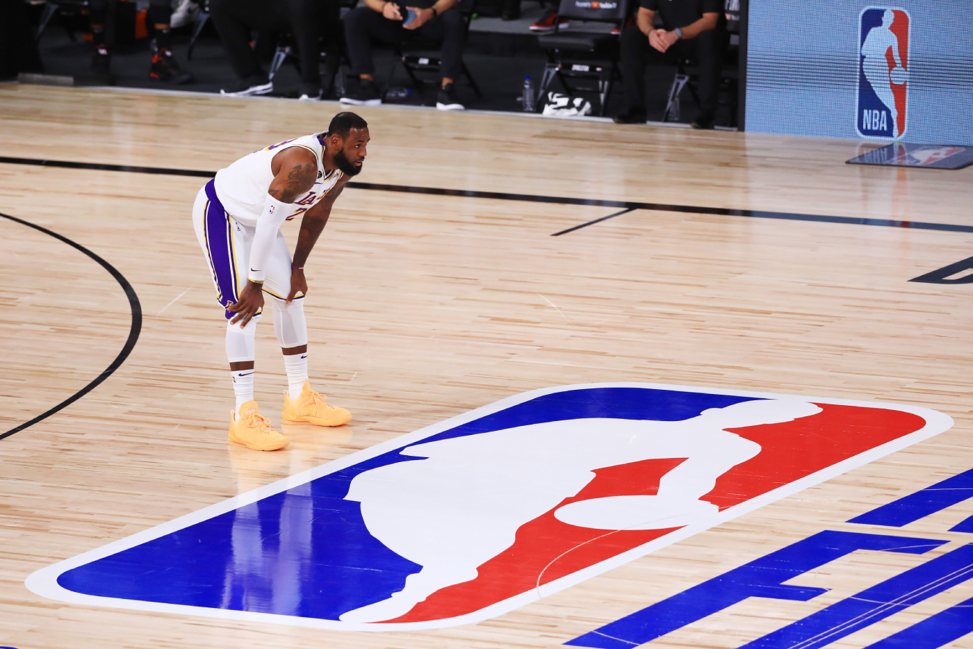 LeBron James and other NBA players almost boycotted the 2019-20 NBA season. His message to his family proved how close he was to walking away.