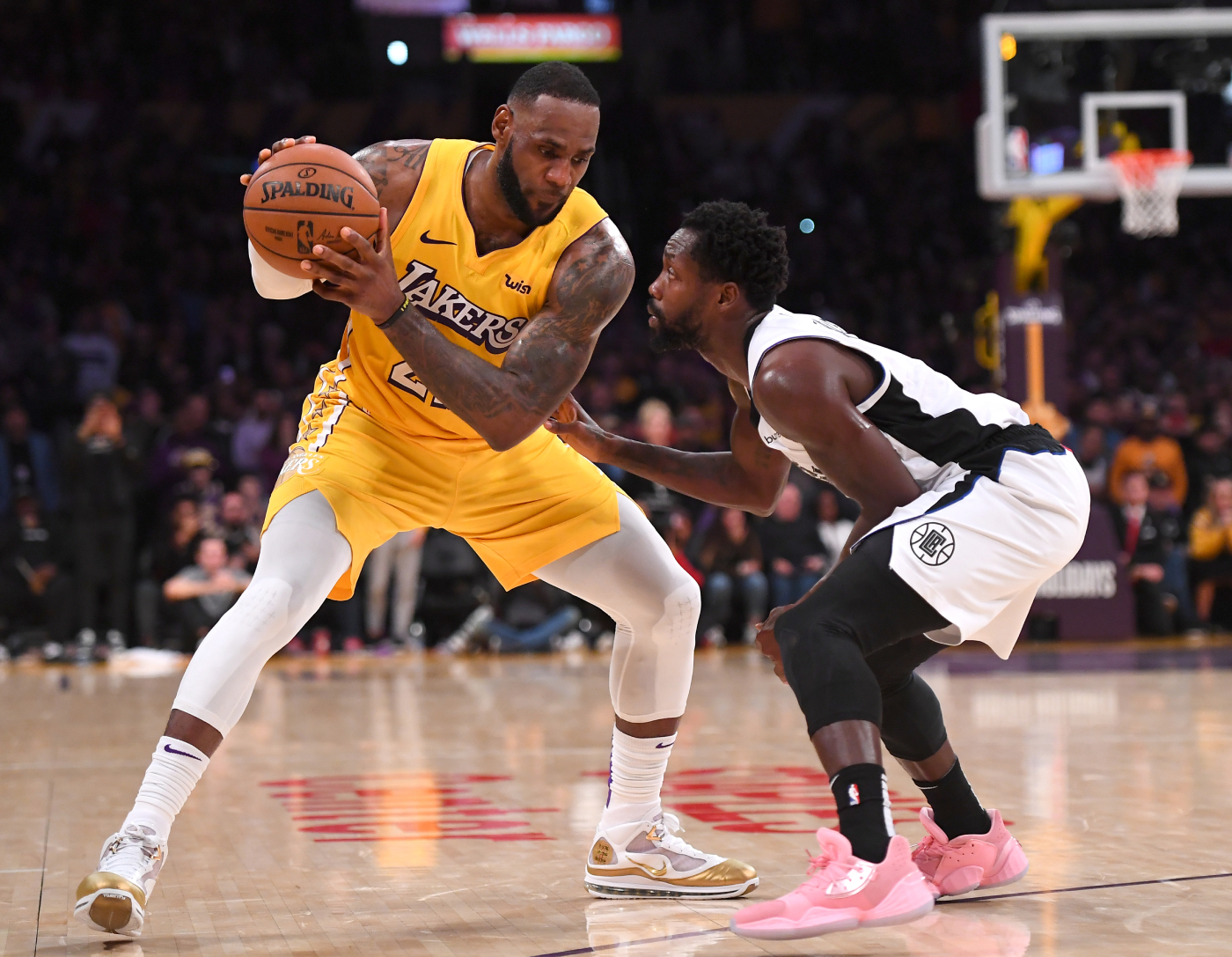 The LA Clippers shocked everyone when they blew a 3-1 lead in the playoffs. This included LeBron James, who has strong comments about them.